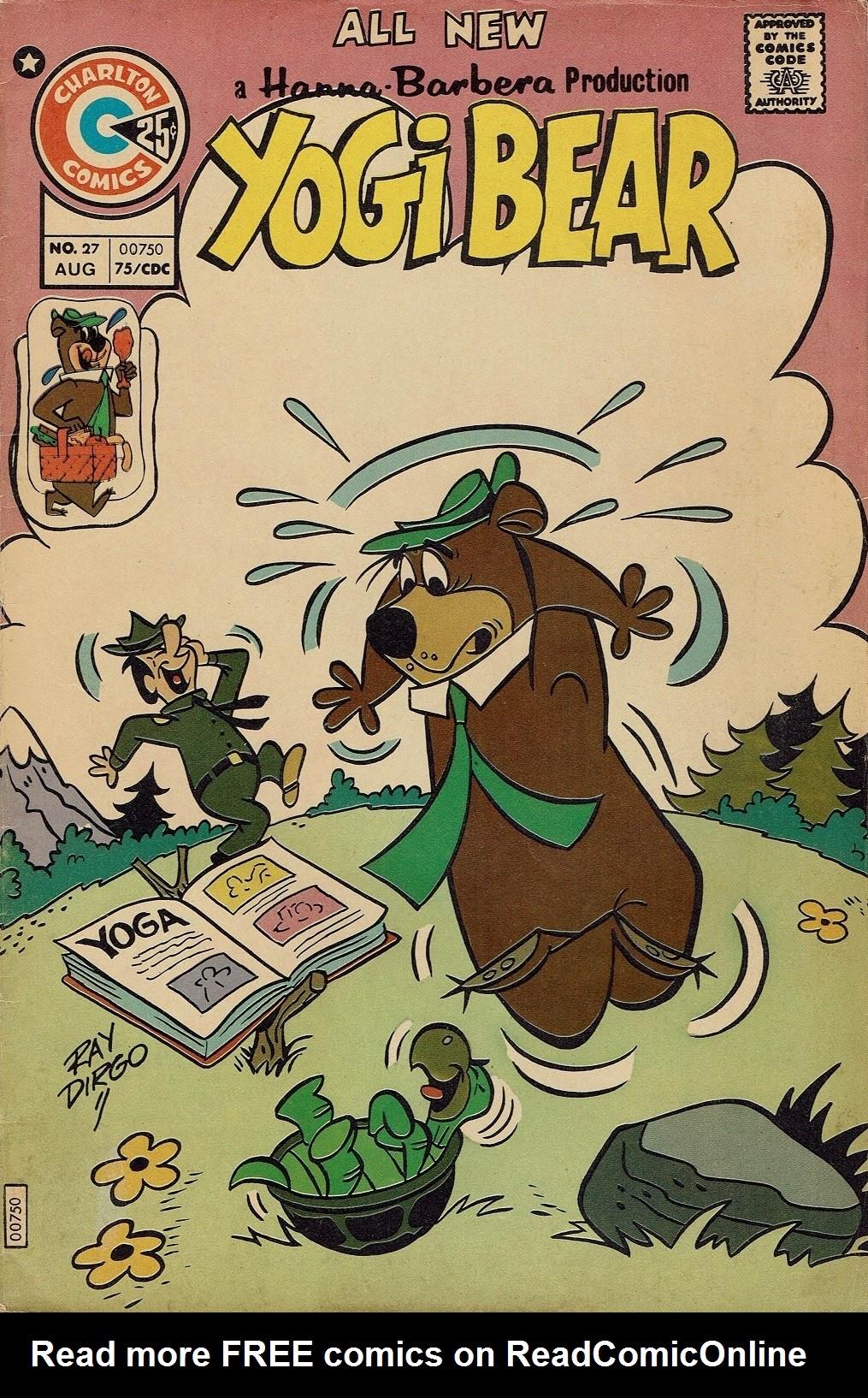 Yogi Bear (1970) 27 Page 1