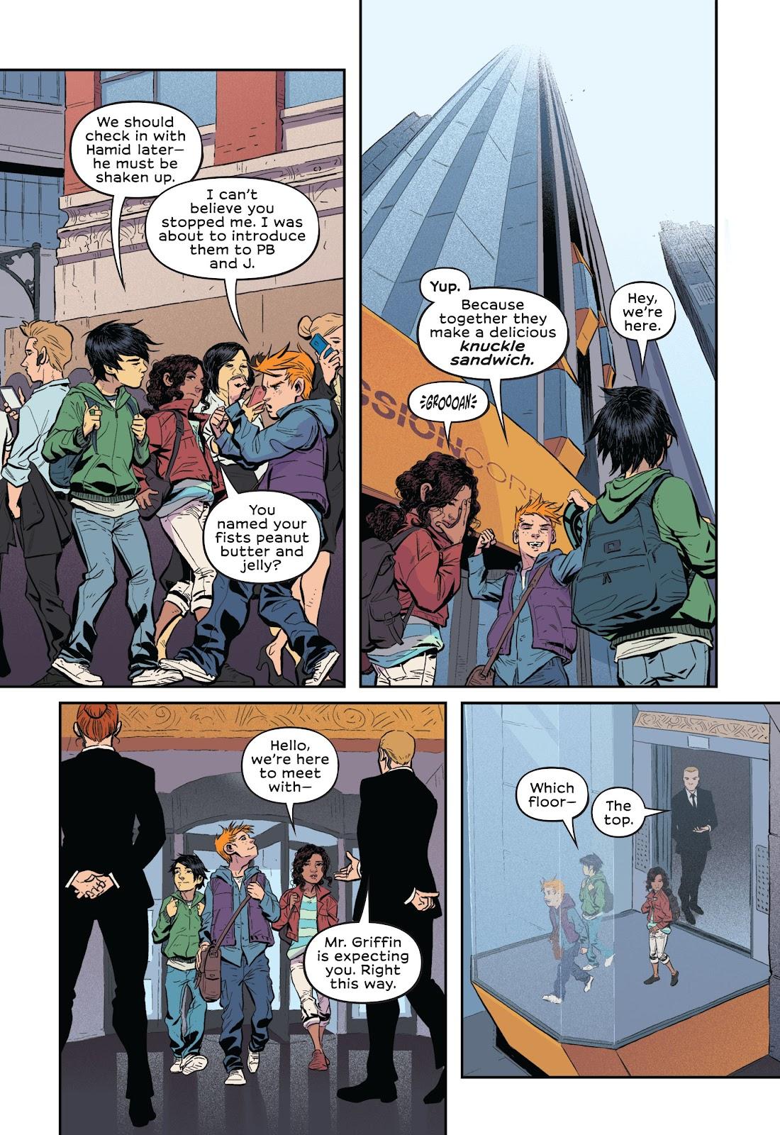 Read online Green Lantern: Legacy comic -  Issue # TPB - 69