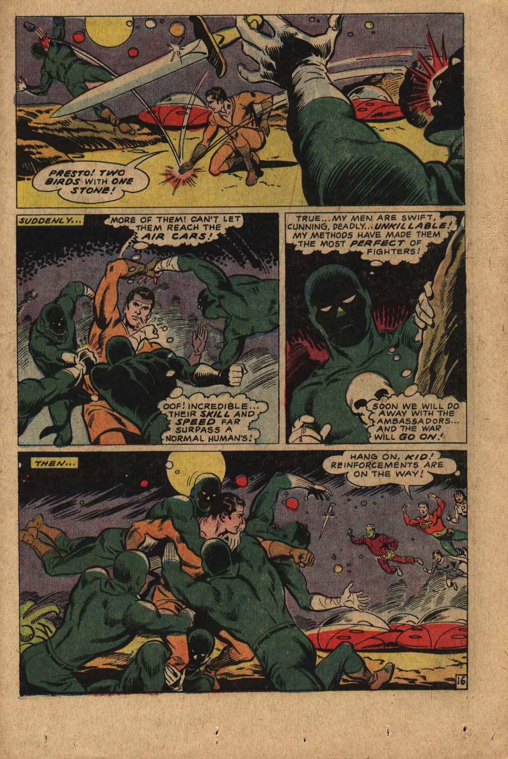Read online Adventure Comics (1938) comic -  Issue #361 - 24