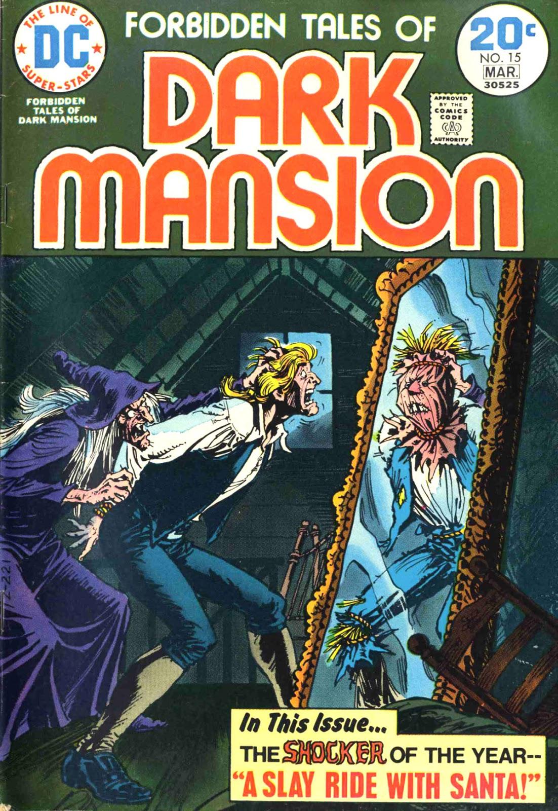 Forbidden Tales of Dark Mansion 15 Page 1