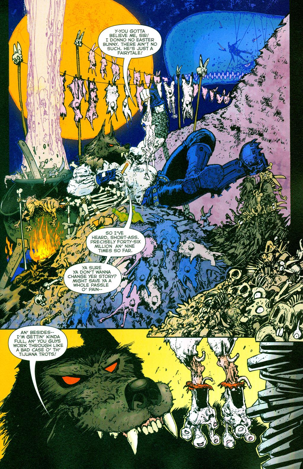 Read online The Authority/Lobo: Spring Break Massacre comic -  Issue # Full - 7