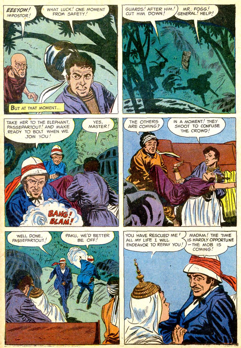 Four Color Comics issue 784 - Page 21