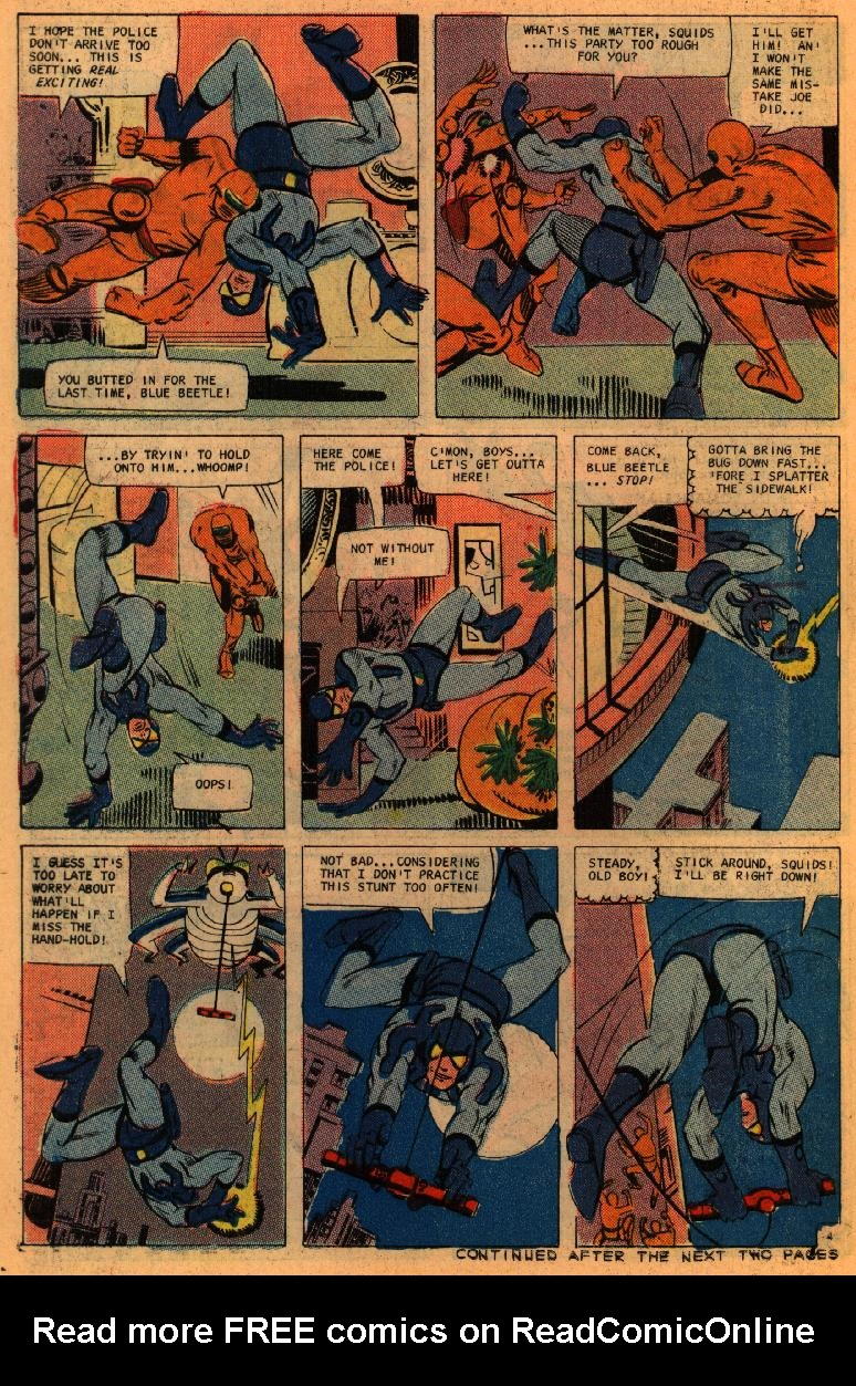 Blue Beetle (1967) issue 1 - Page 6