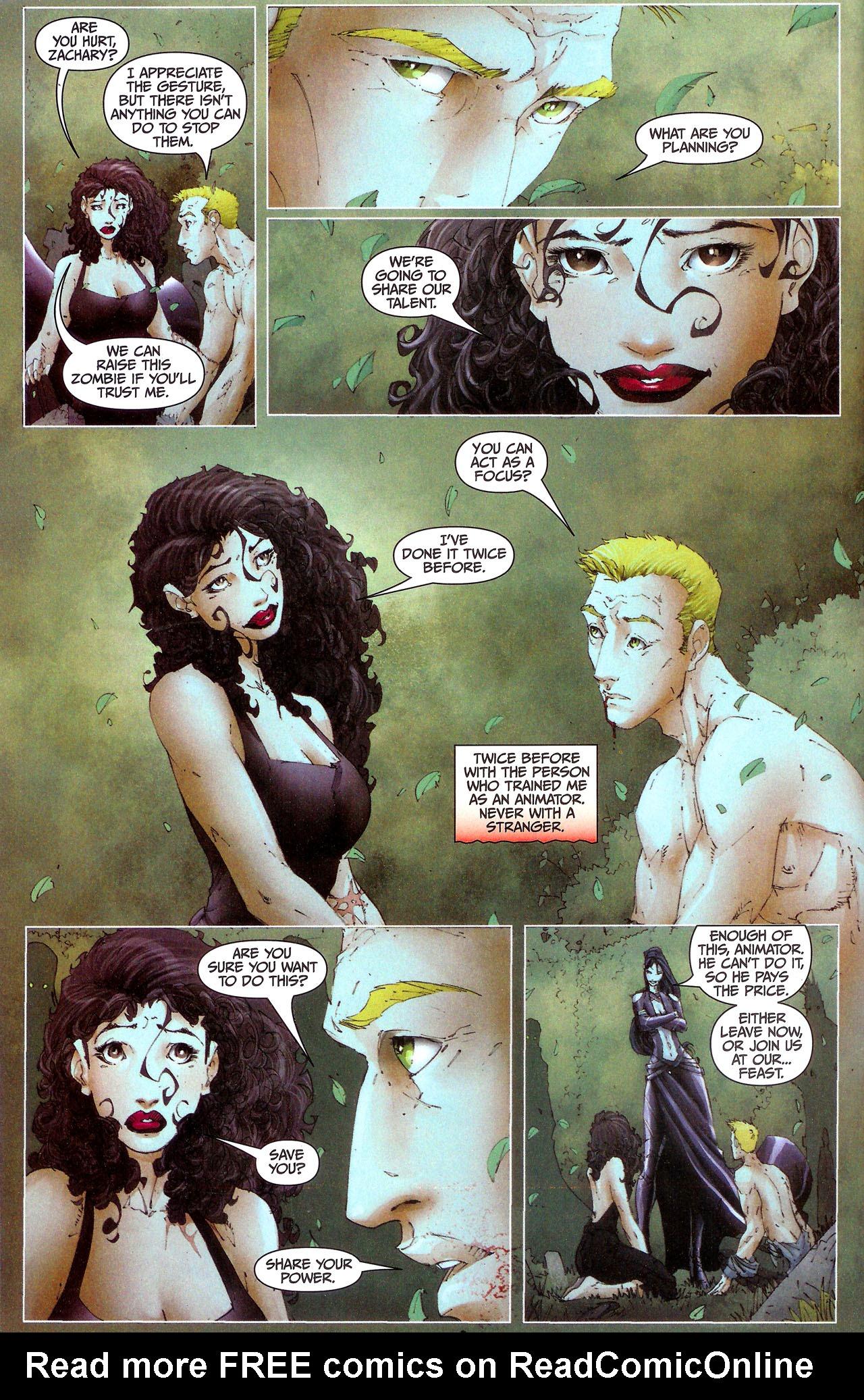 Read online Anita Blake, Vampire Hunter: Guilty Pleasures comic -  Issue #7 - 10