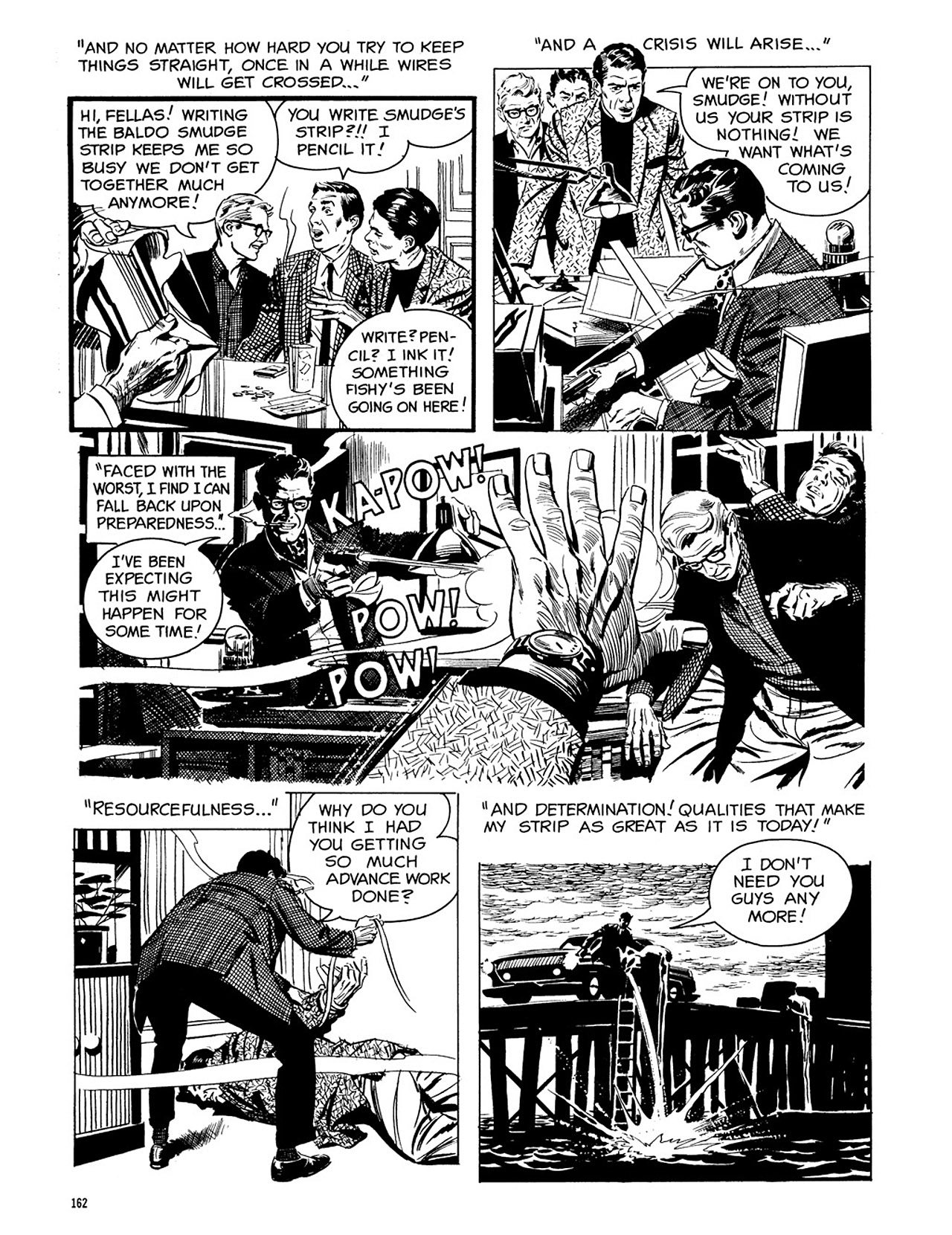 Read online Eerie Archives comic -  Issue # TPB 3 - 163