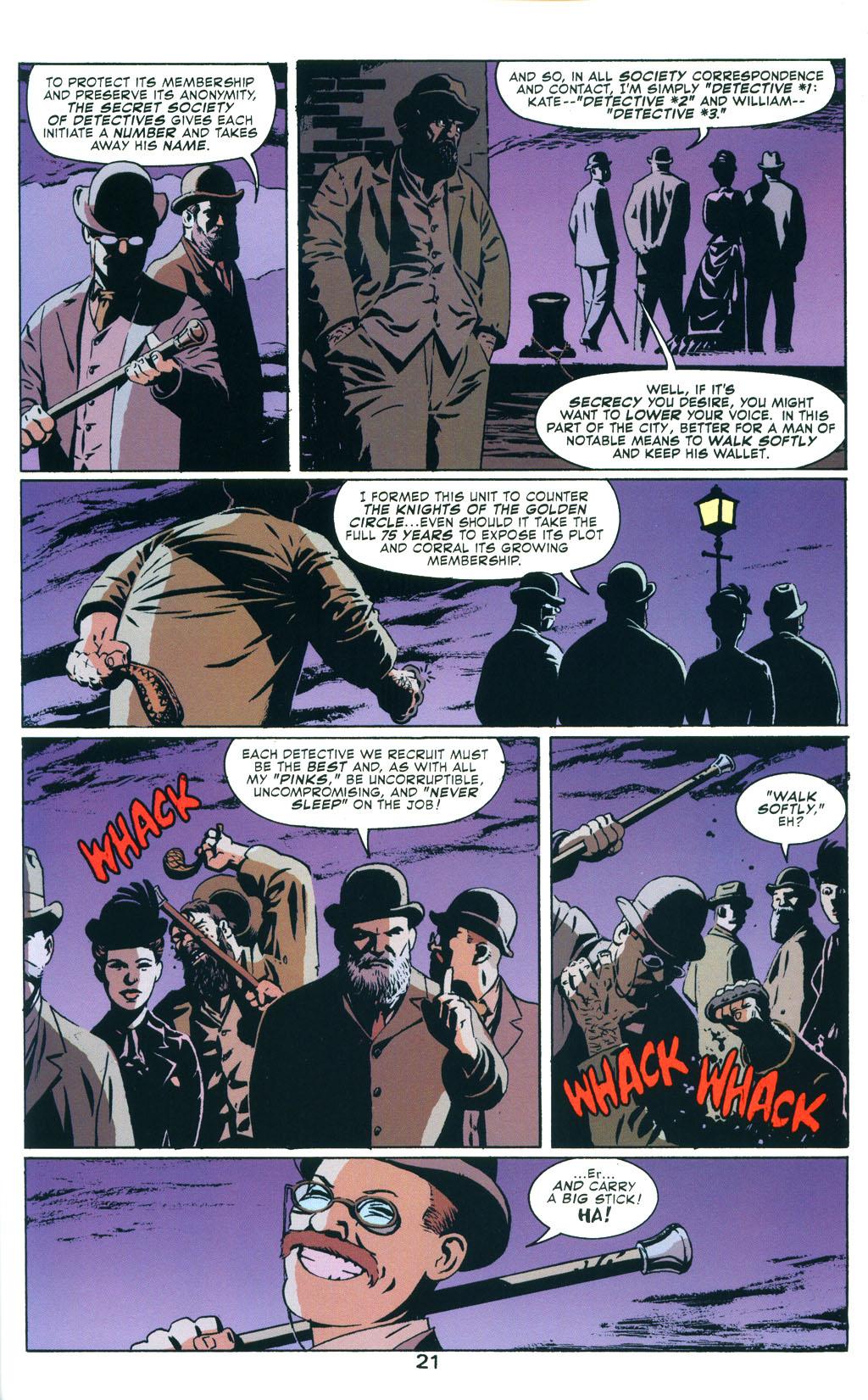 Read online Batman: Detective #27 comic -  Issue #27 TPB - 27