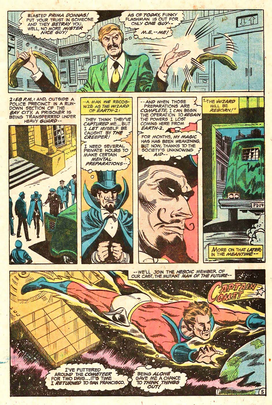 Read online Secret Society of Super-Villains comic -  Issue #11 - 6