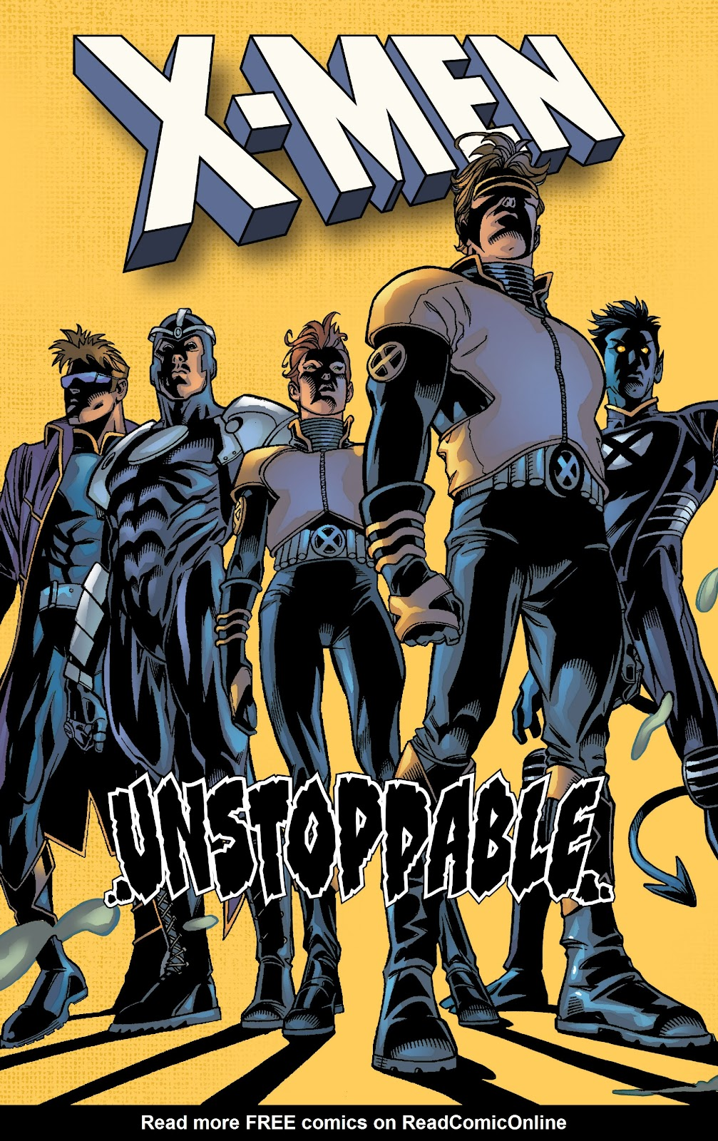 Read online X-Men: Unstoppable comic -  Issue # TPB (Part 1) - 2