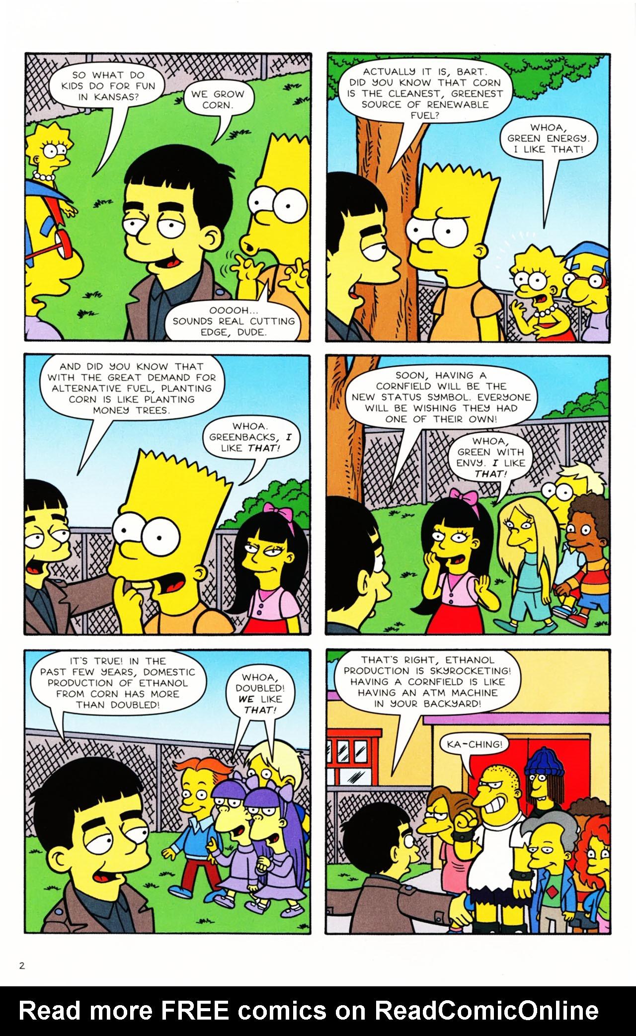 Read online Simpsons Comics Presents Bart Simpson comic -  Issue #49 - 3