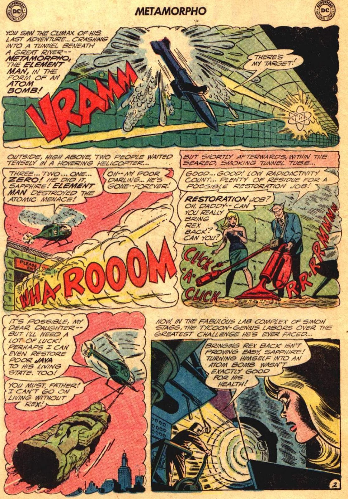 Metamorpho (1965) issue 2 - Page 3
