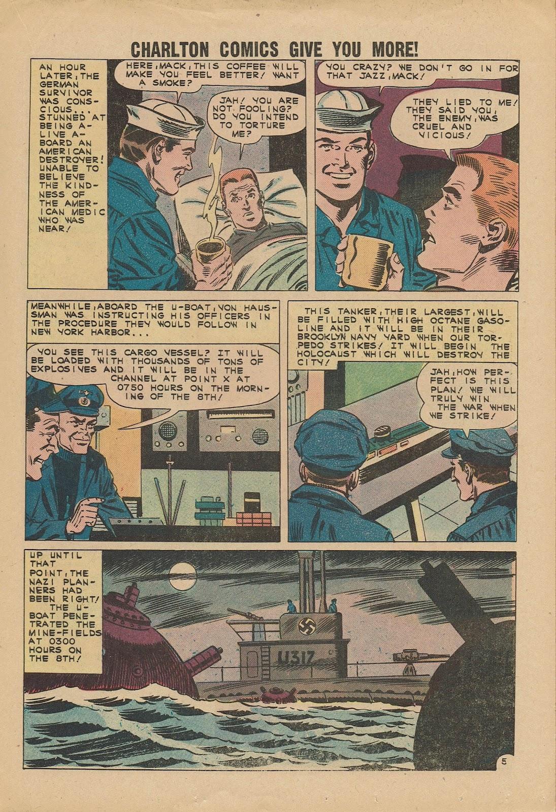 Read online Fightin' Navy comic -  Issue #101 - 17