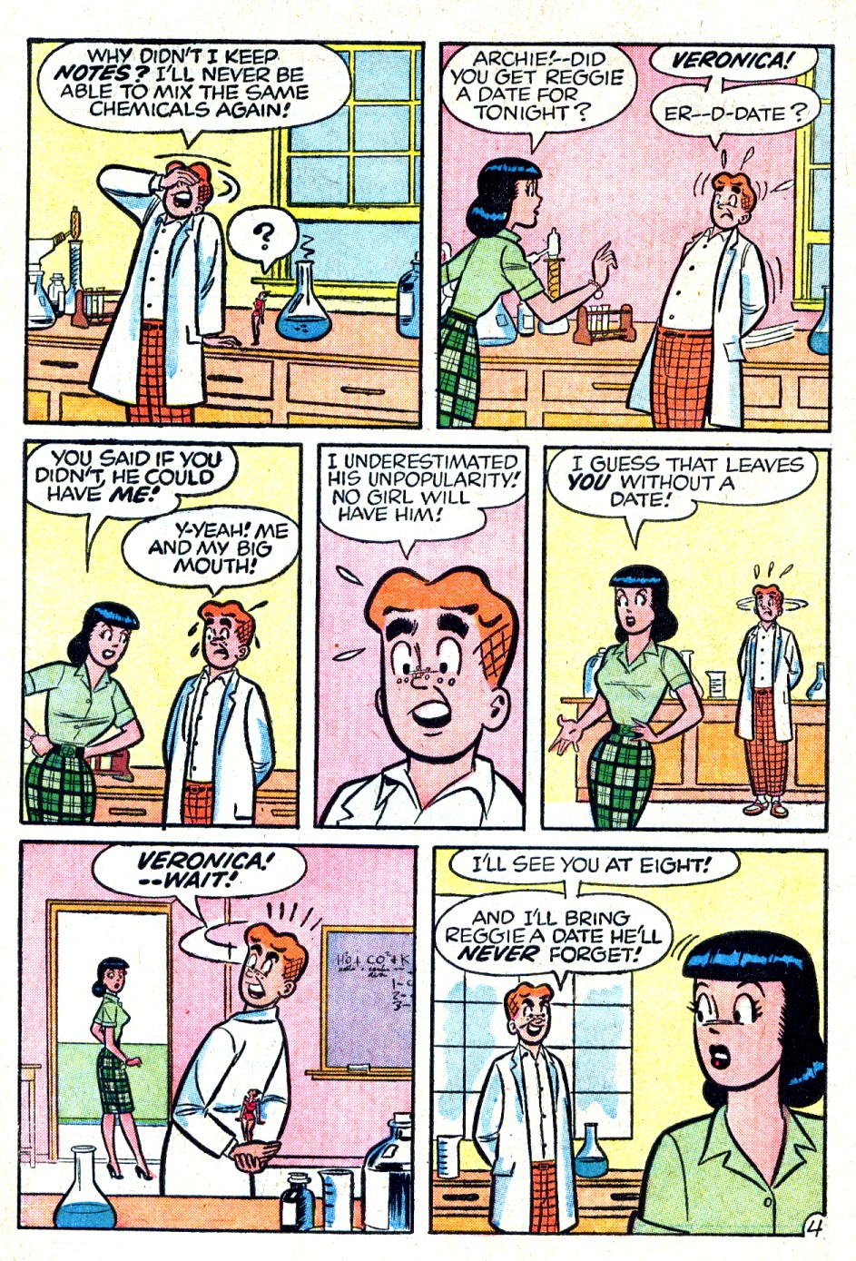 Read online Archie (1960) comic -  Issue #123 - 6