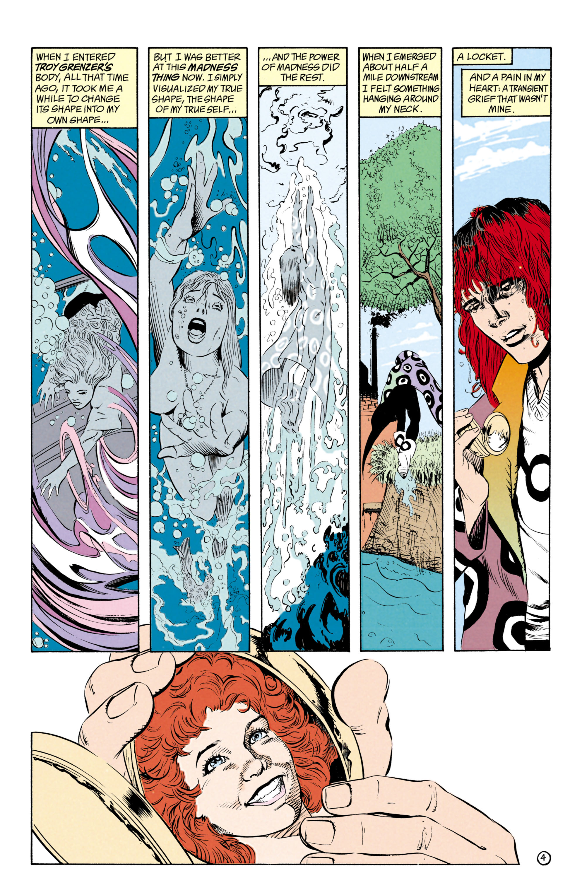 Read online Shade, the Changing Man comic -  Issue #27 - 5