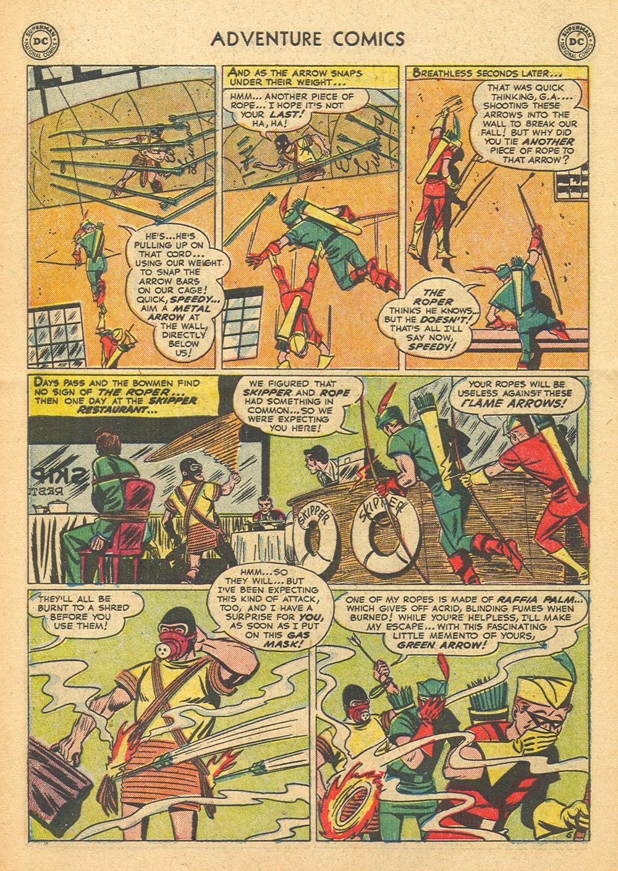 Read online Adventure Comics (1938) comic -  Issue #176 - 40