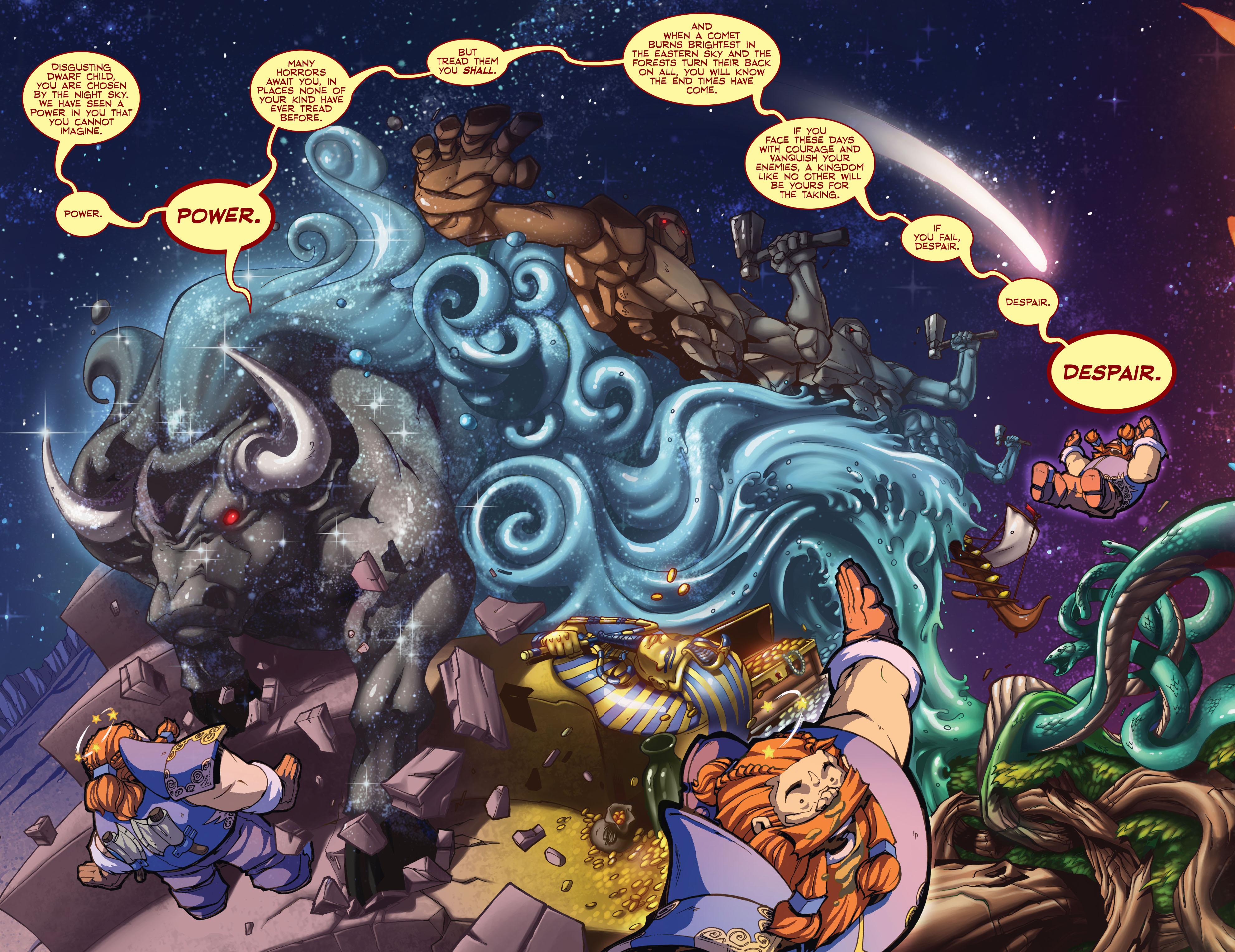 Read online Skullkickers comic -  Issue #3 - 8