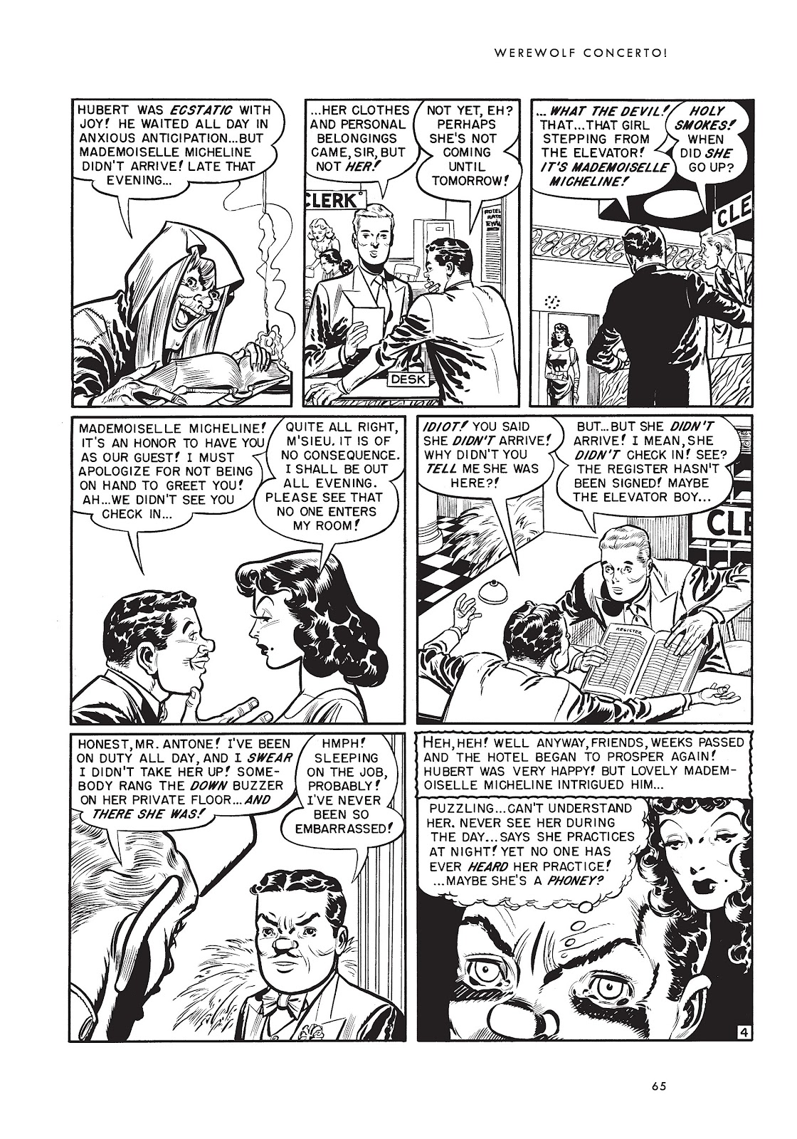 Read online Voodoo Vengeance and Other Stories comic -  Issue # TPB (Part 1) - 82