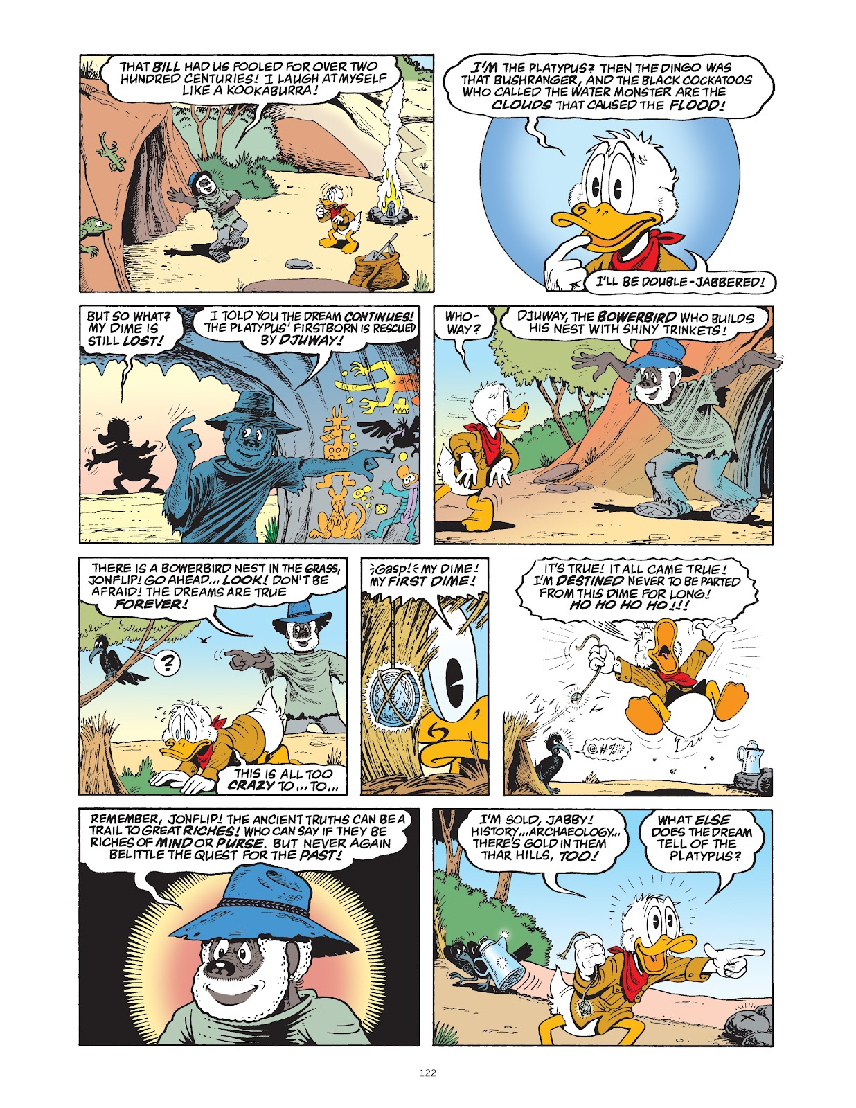 Read online The Complete Life and Times of Scrooge McDuck comic -  Issue # TPB 1 (Part 2) - 22
