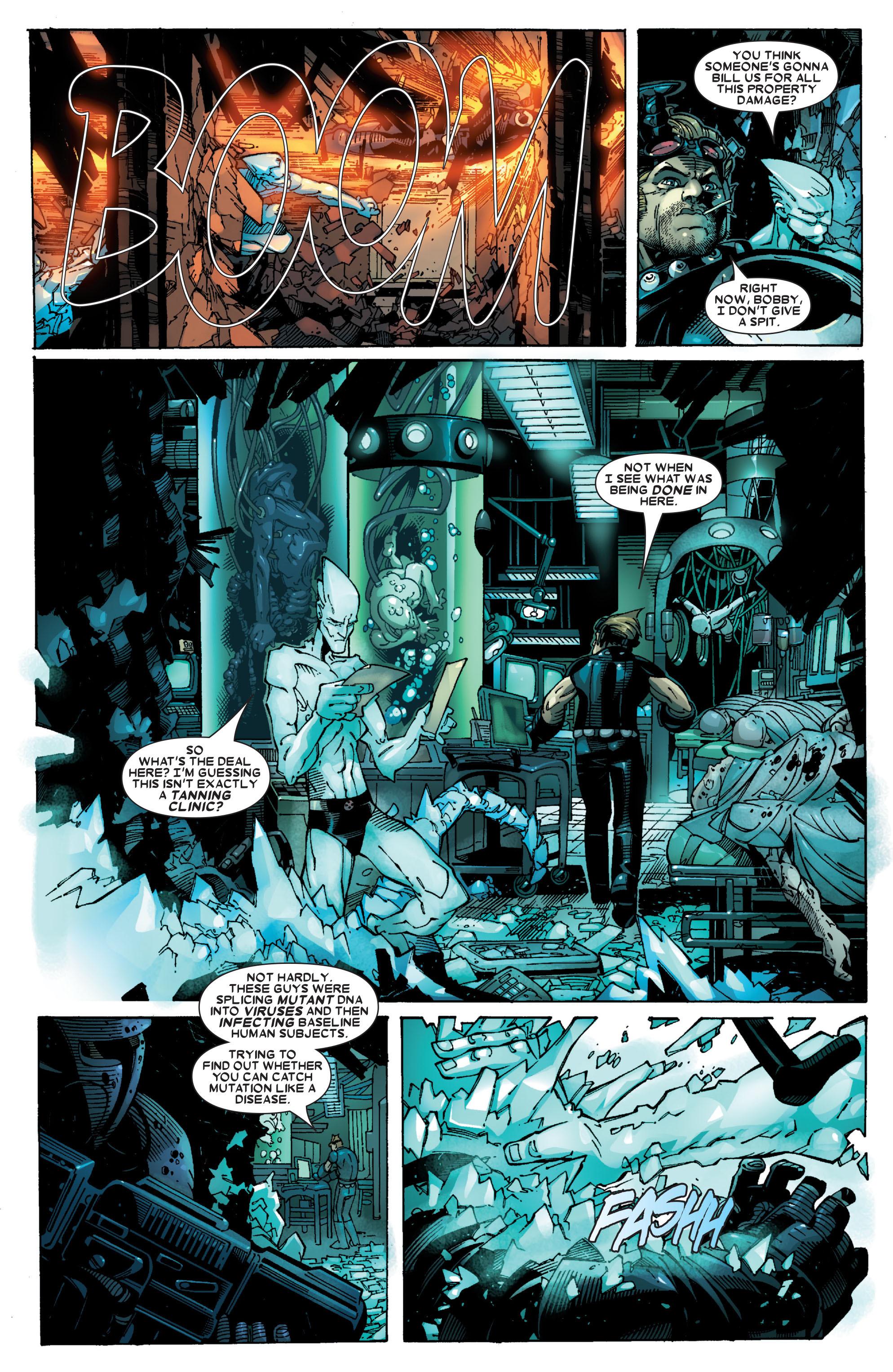 X-Men (1991) 188 Page 9