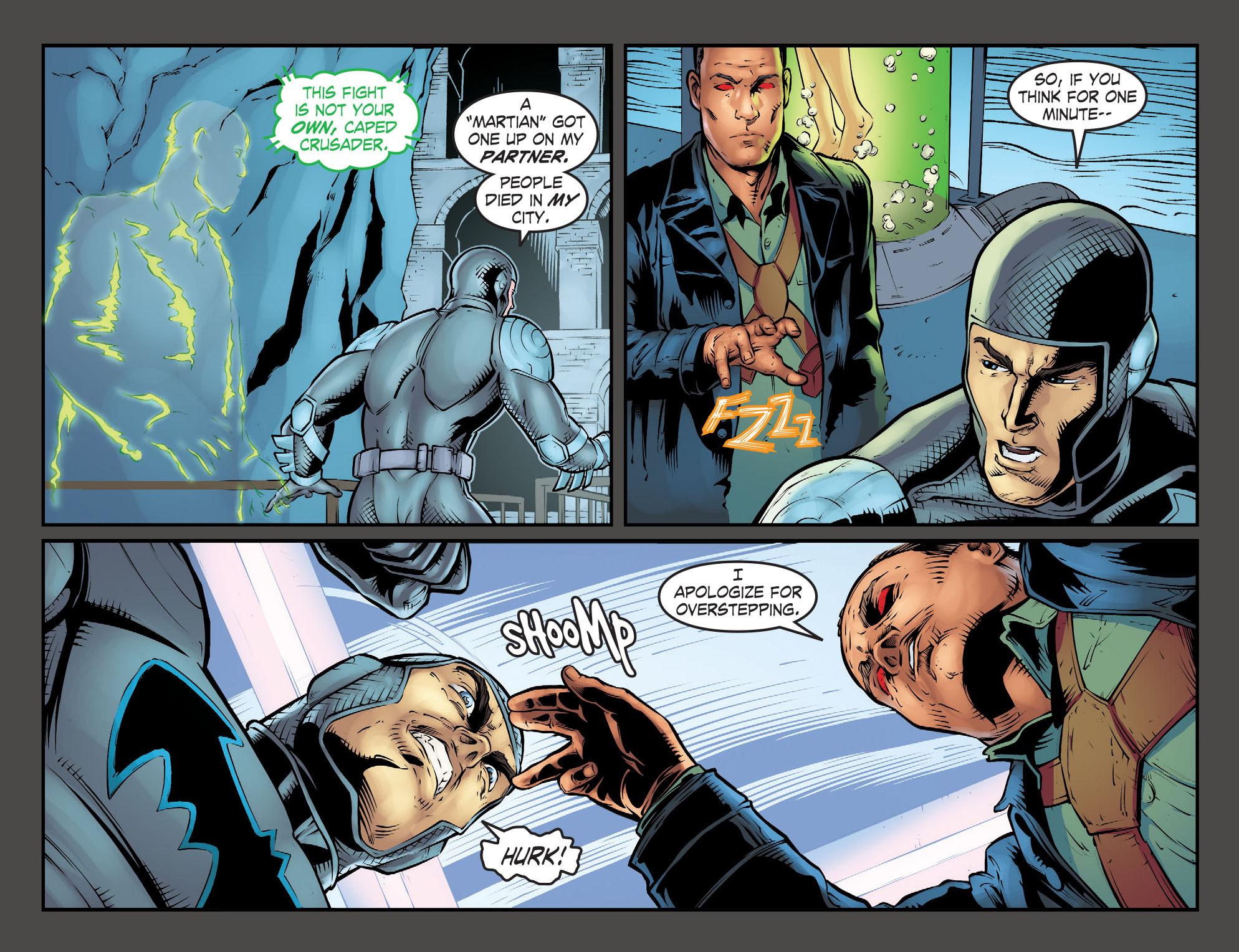 Read online Smallville: Season 11 comic -  Issue #32 - 5
