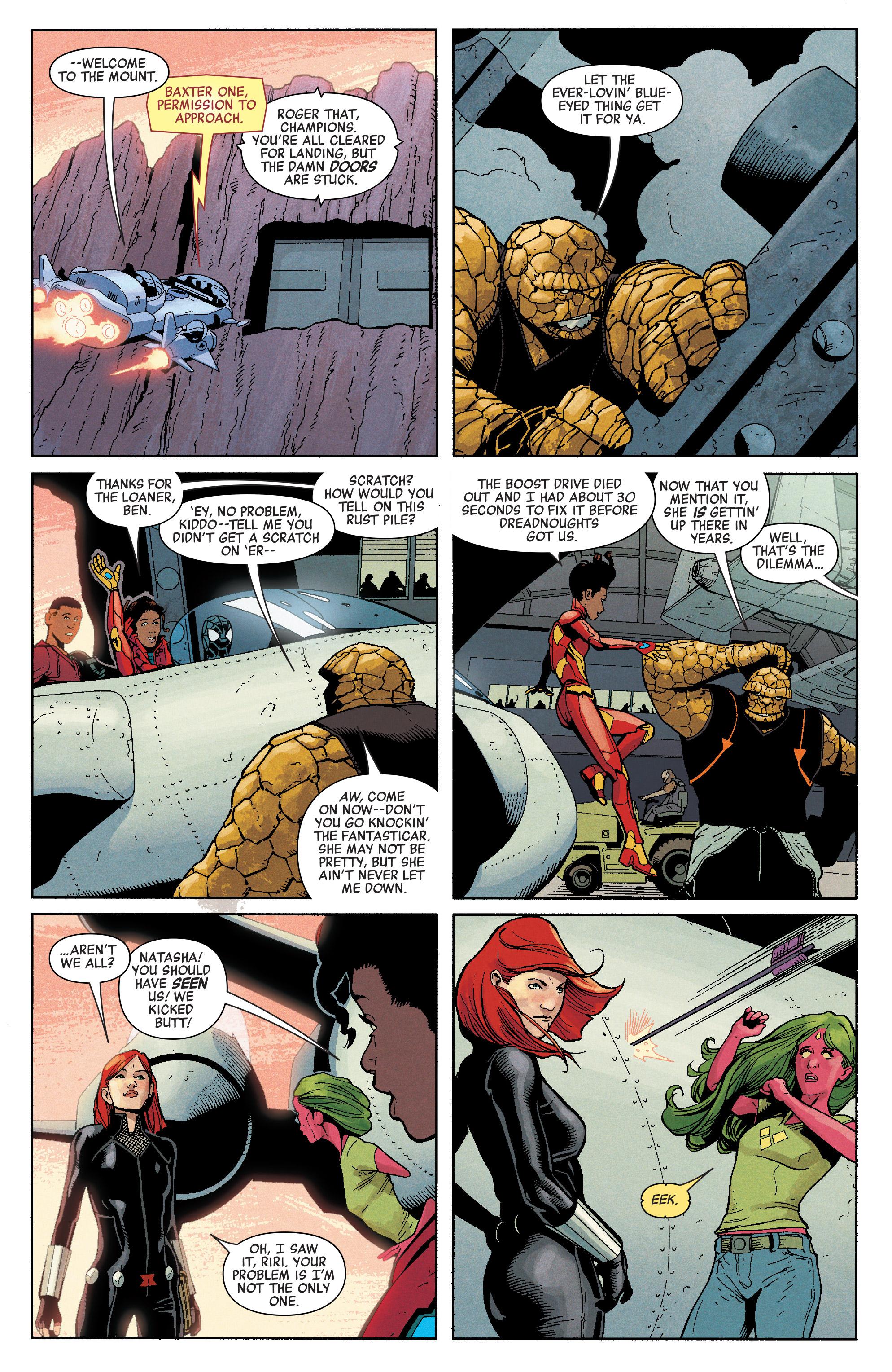 Read online Secret Empire comic -  Issue #1 - 23