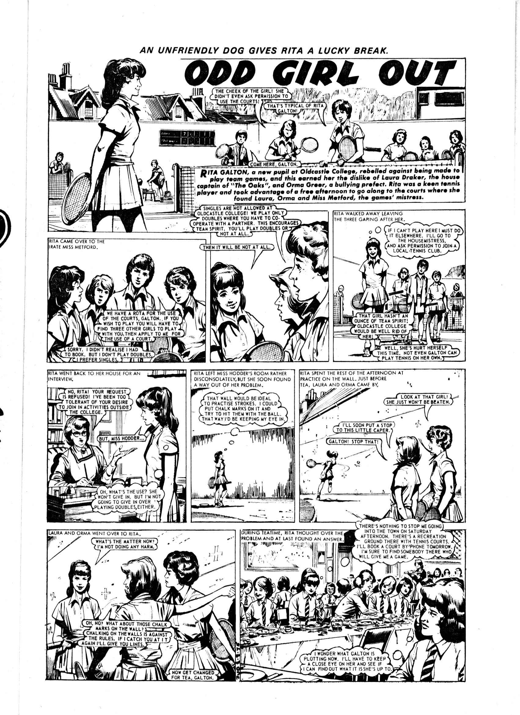 Read online Judy comic -  Issue #812 - 9