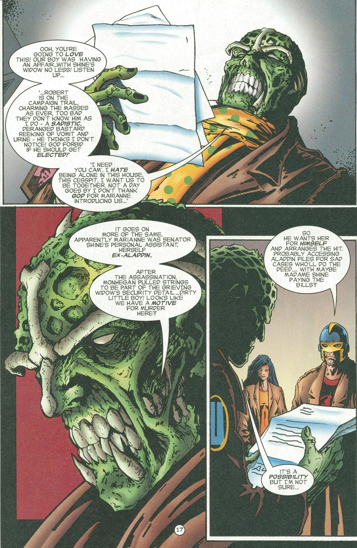 Read online UltraForce (1995) comic -  Issue #6 - 19