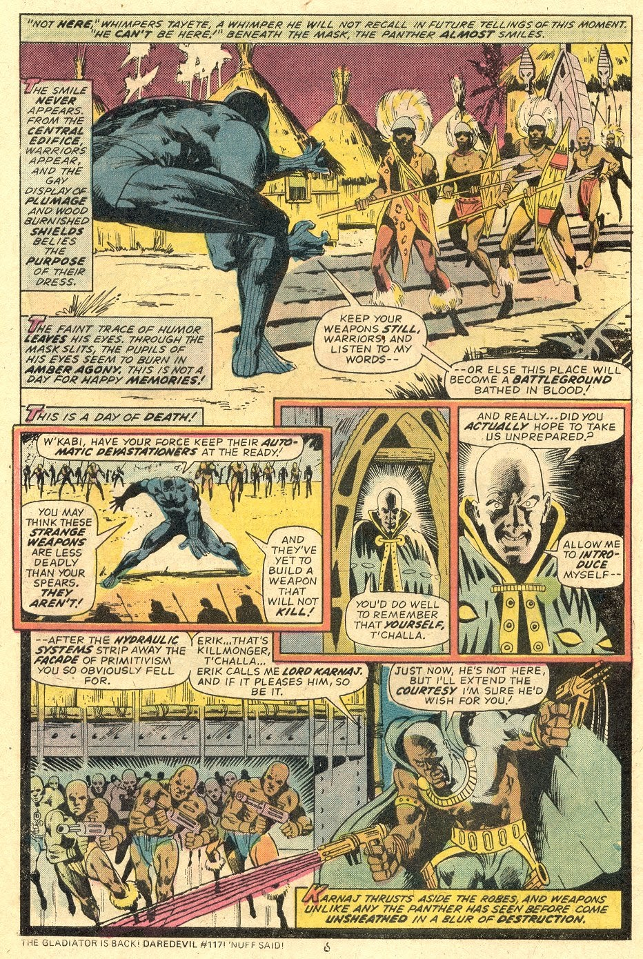 Jungle Action (1972) issue 11 - Page 7