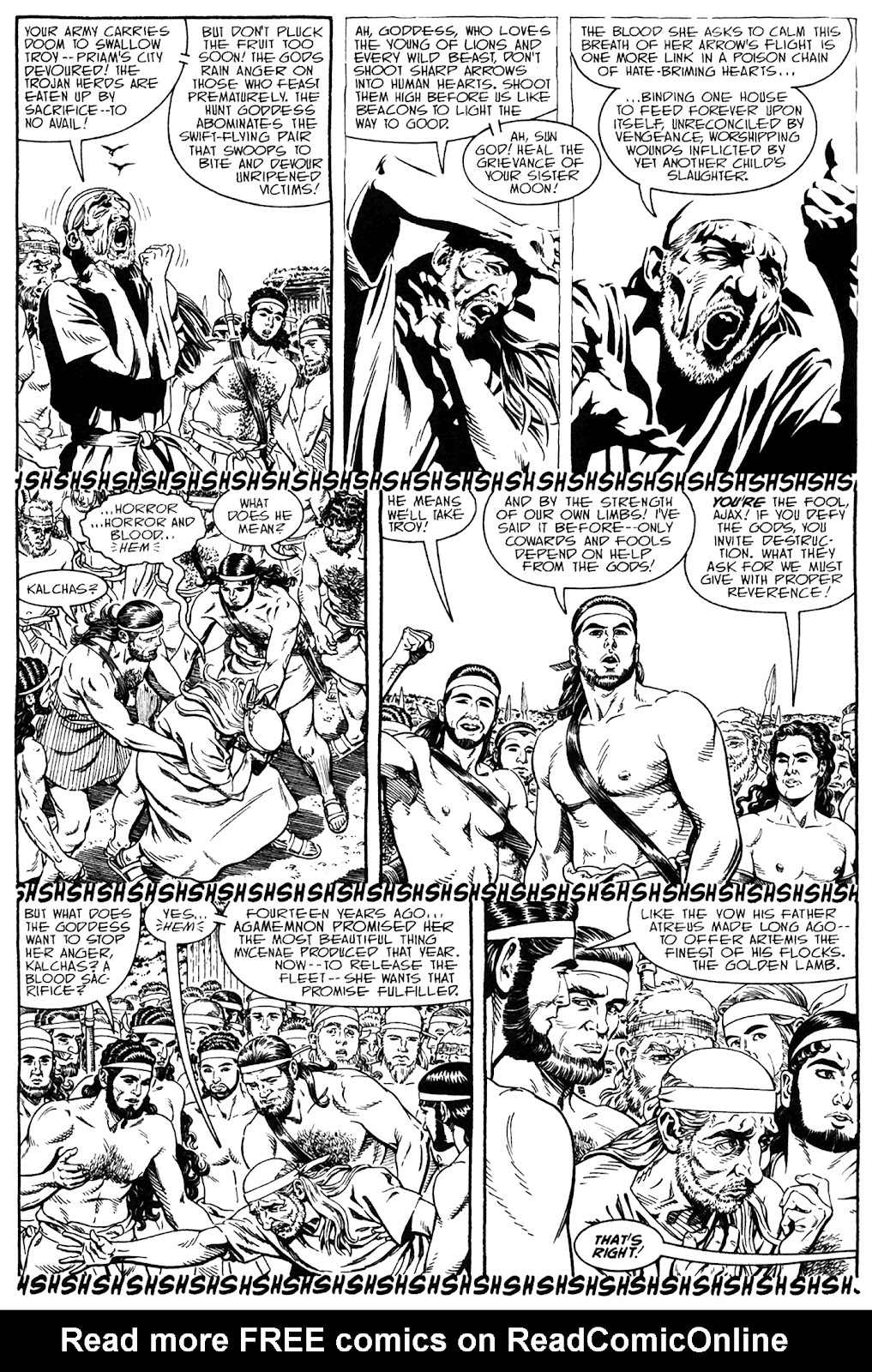 Age of Bronze issue 18 - Page 11