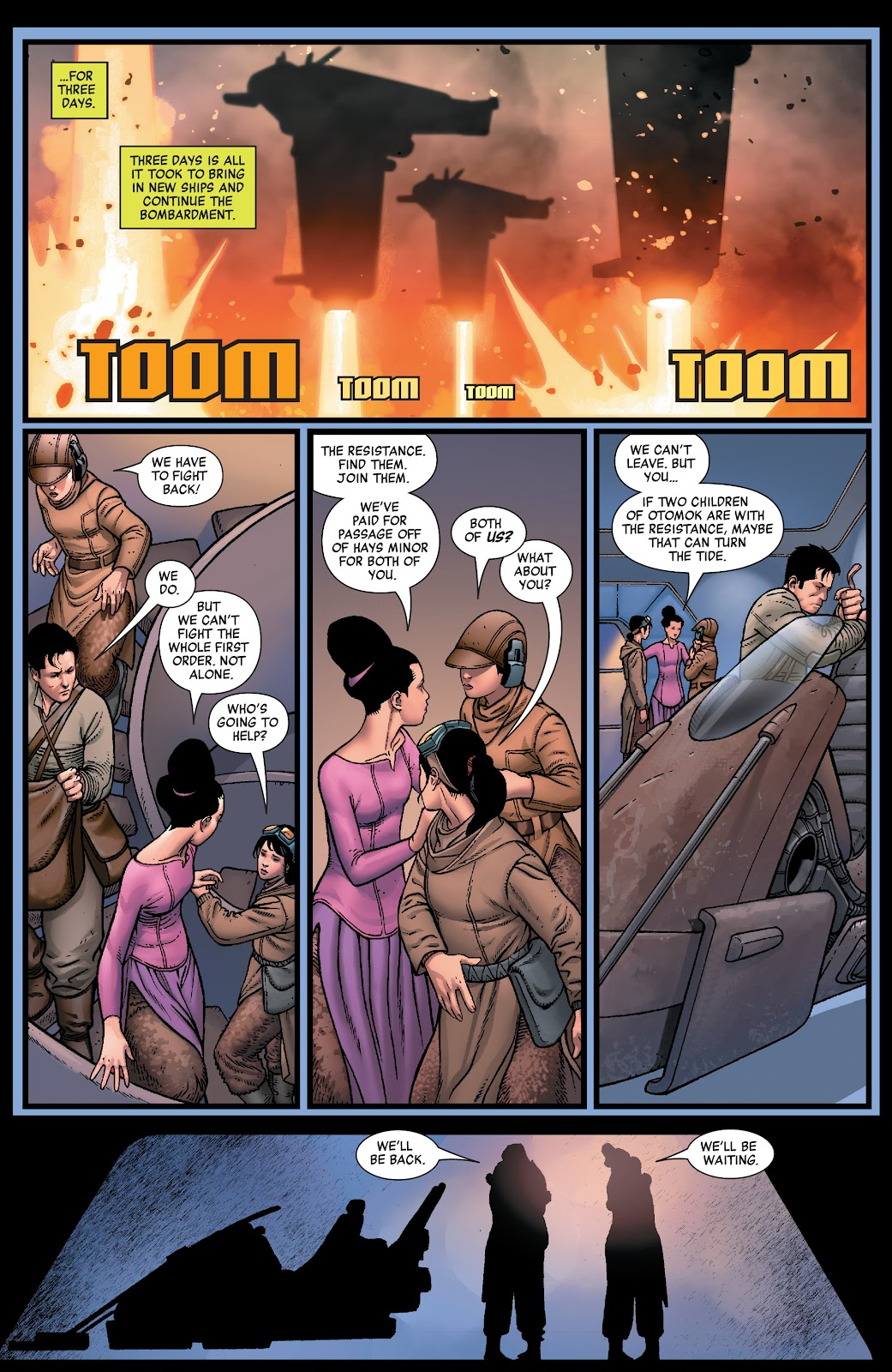 Read online Star Wars: Age of Republic: Heroes comic -  Issue # TPB - 61
