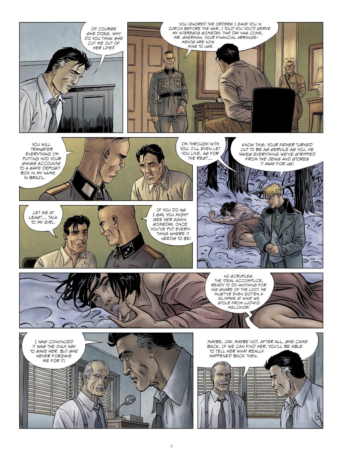 Read online Sherman comic -  Issue #6 - 6