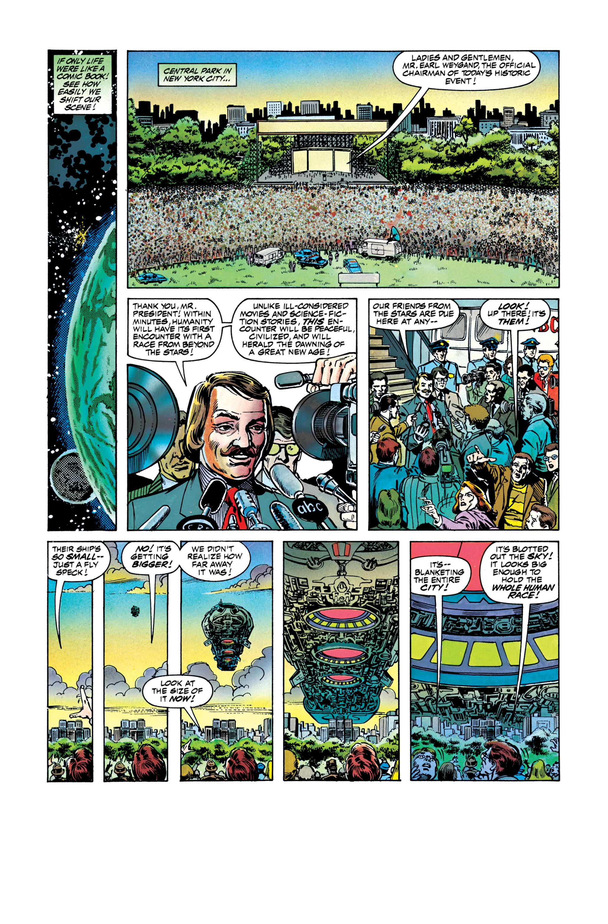Read online Silver Surfer: Parable comic -  Issue # TPB - 100