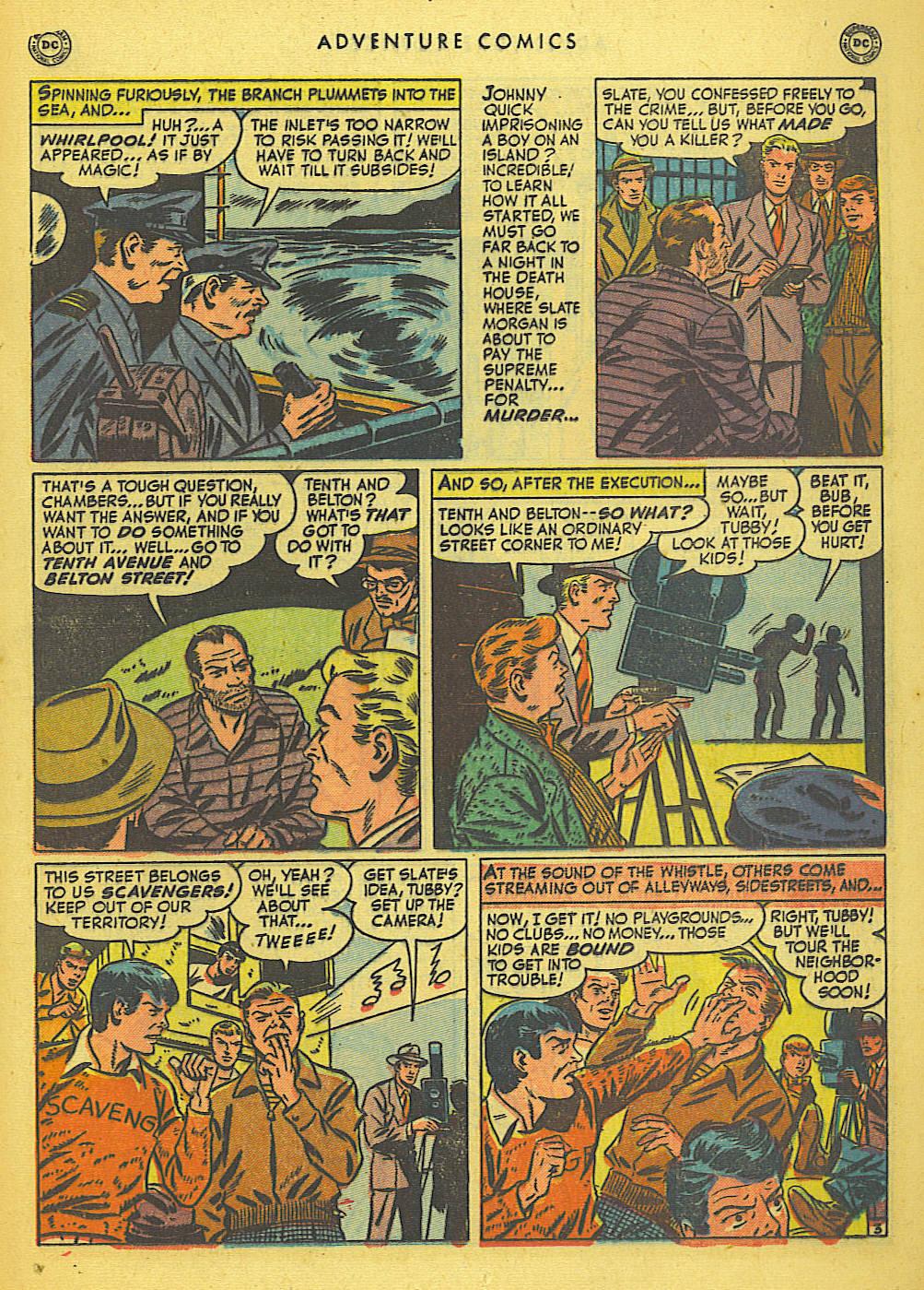 Read online Adventure Comics (1938) comic -  Issue #155 - 19