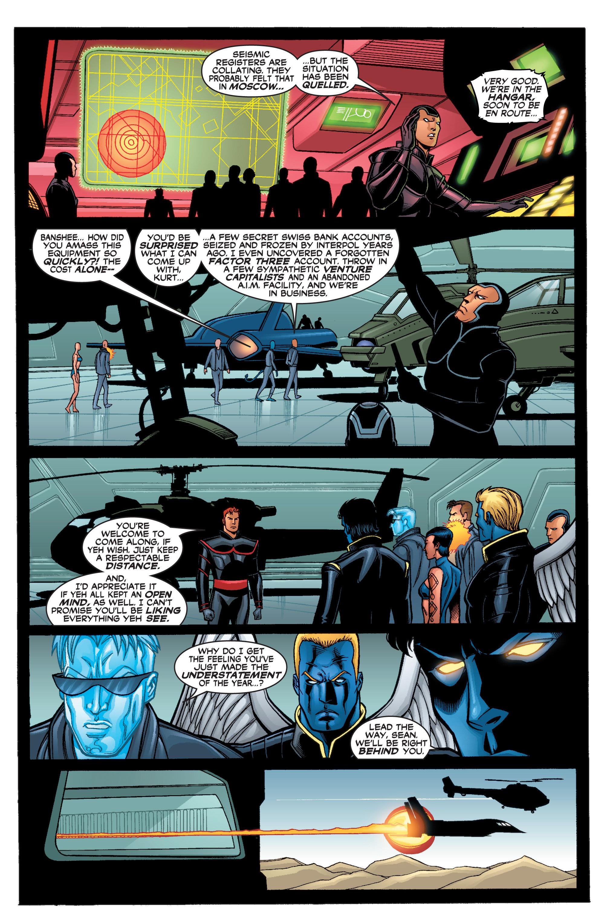 Read online Uncanny X-Men (1963) comic -  Issue #402 - 14