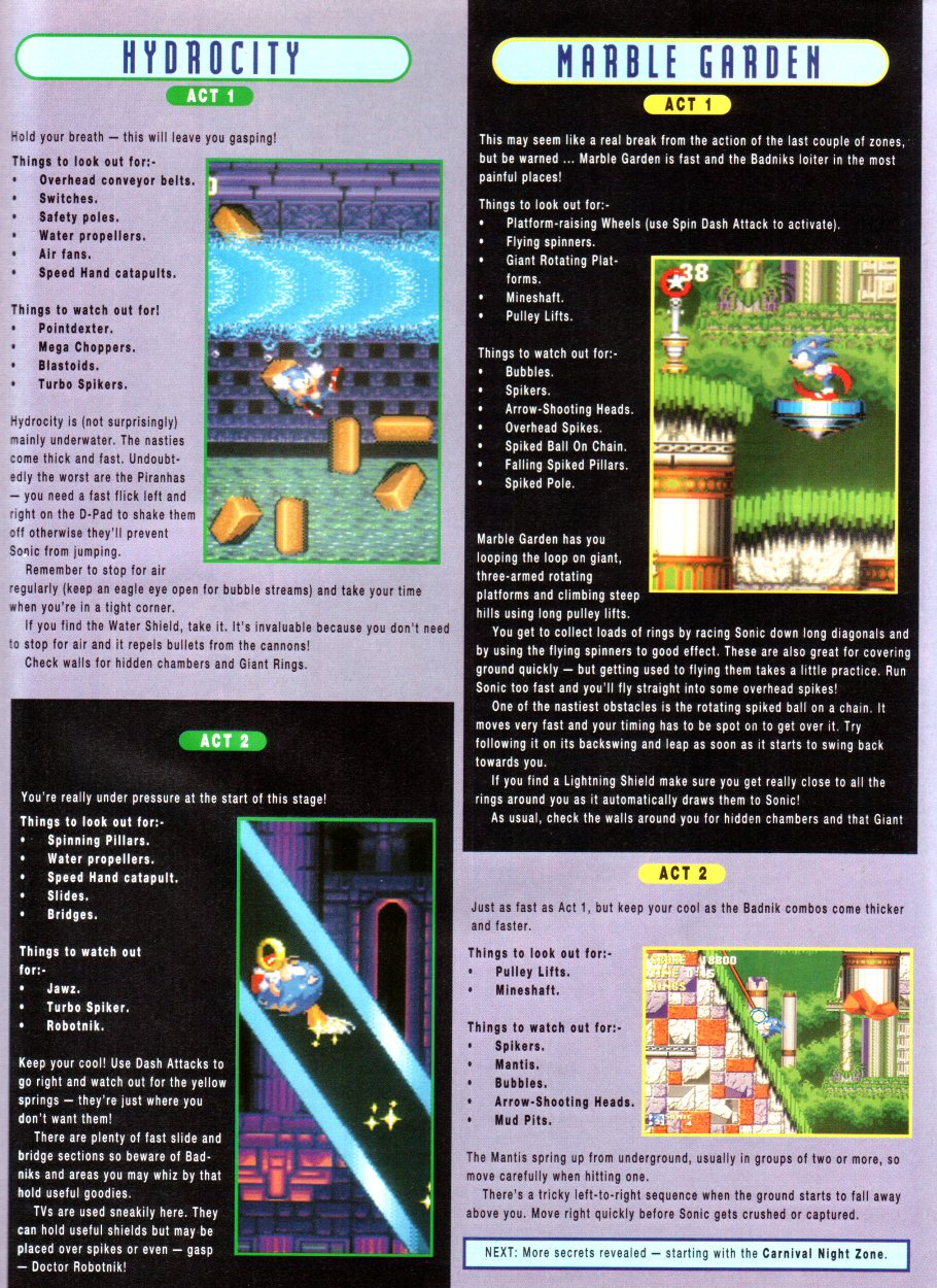 Read online Sonic the Comic comic -  Issue #34 - 26