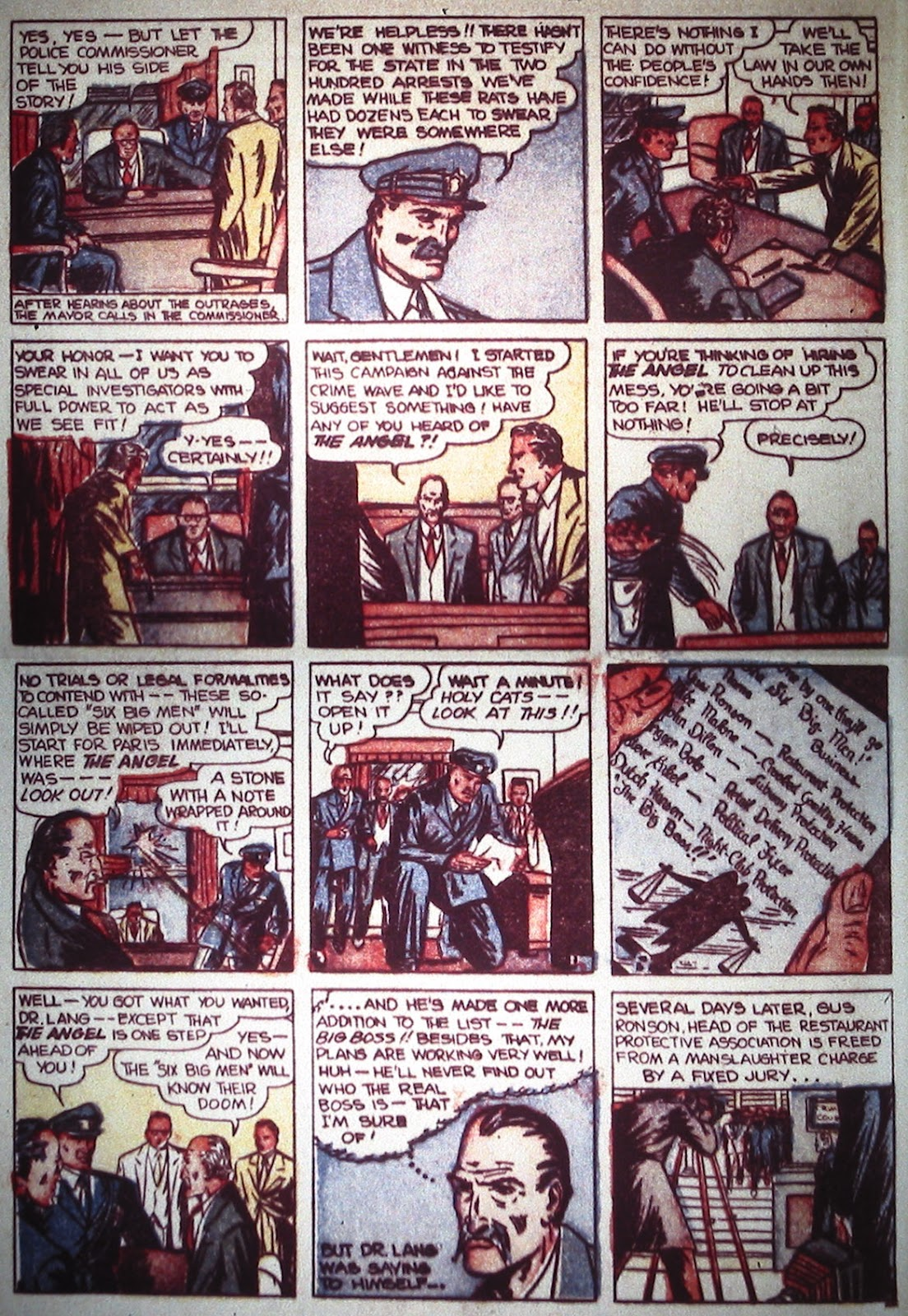 Marvel Comics (1939) issue Full - Page 20