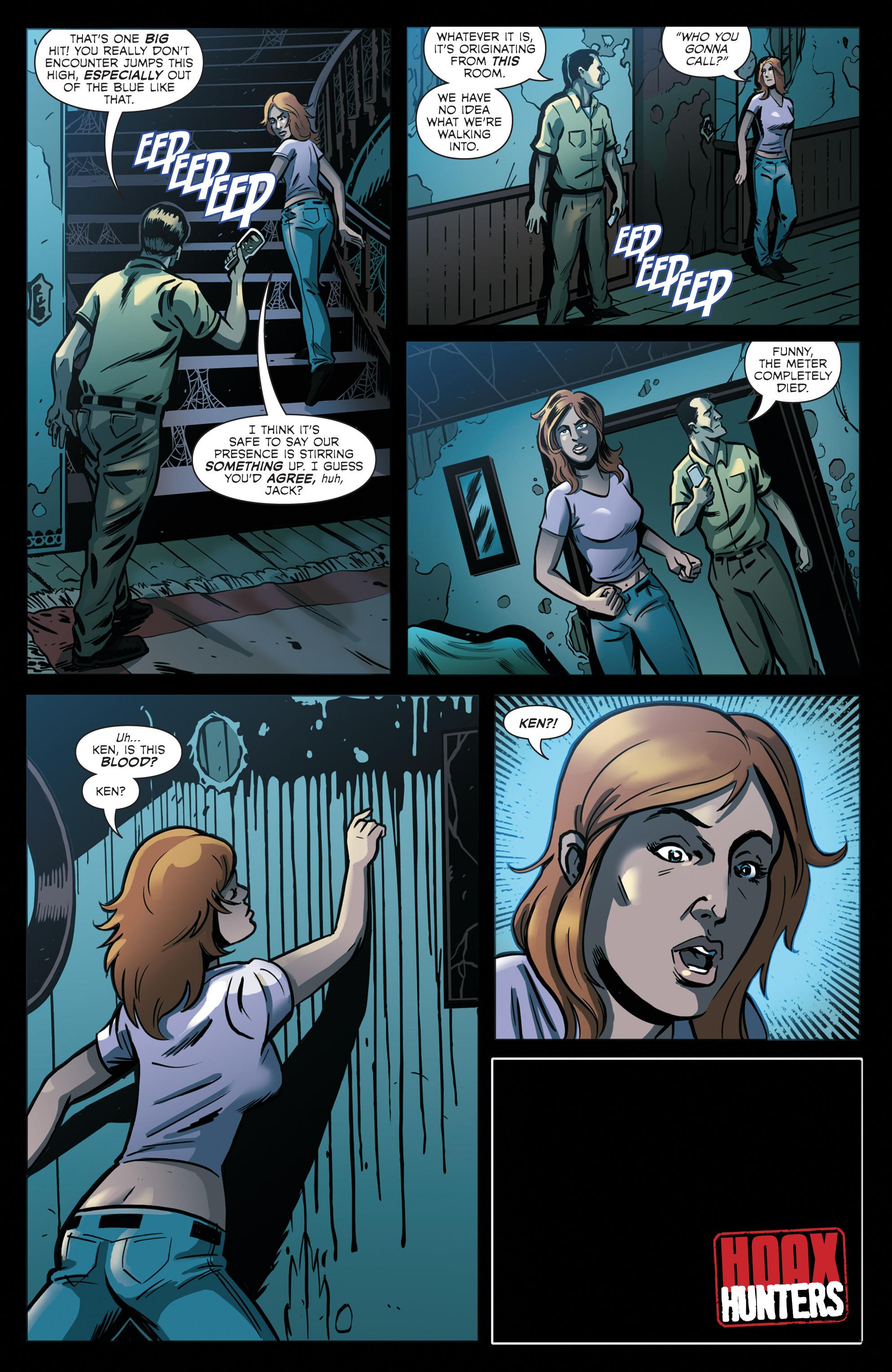 Read online Hoax Hunters (2012) comic -  Issue # TPB 2 - 76