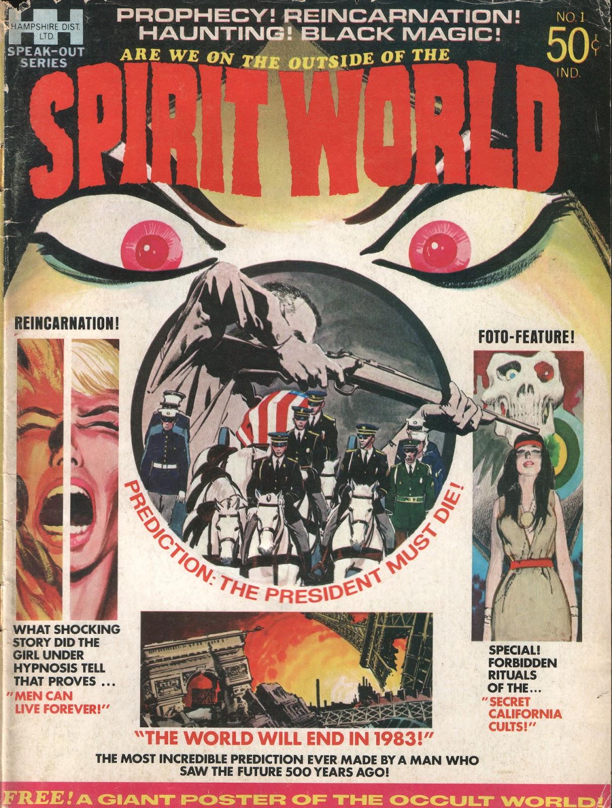 Spirit World Full Page 1