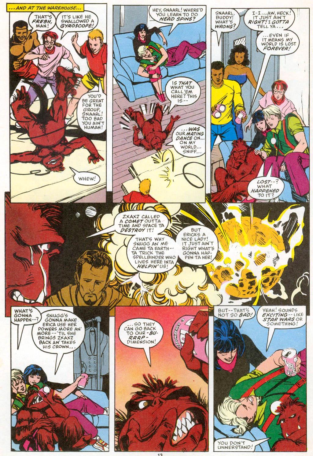 Spellbound (1988) issue 2 - Page 14