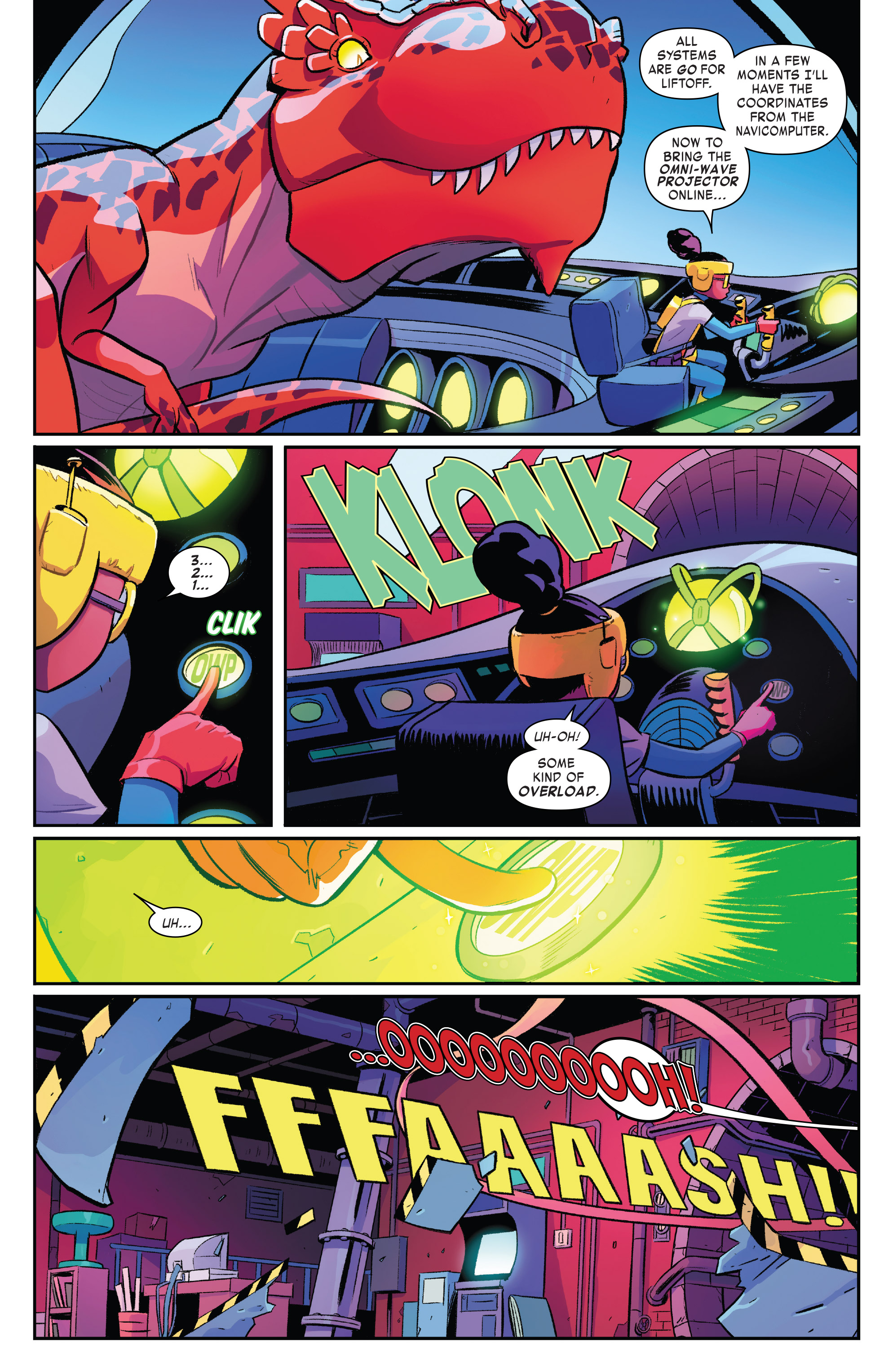 Read online Moon Girl And Devil Dinosaur comic -  Issue #19 - 15