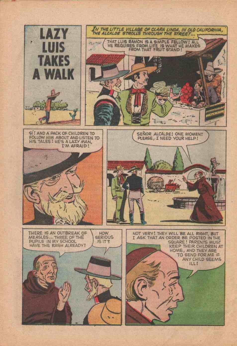 Zorro (1966) issue 6 - Page 20