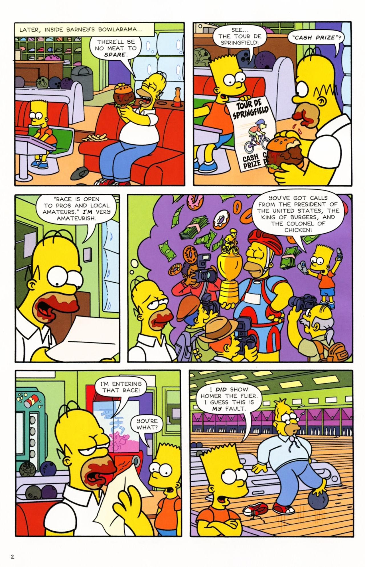Read online Simpsons Comics comic -  Issue #166 - 3