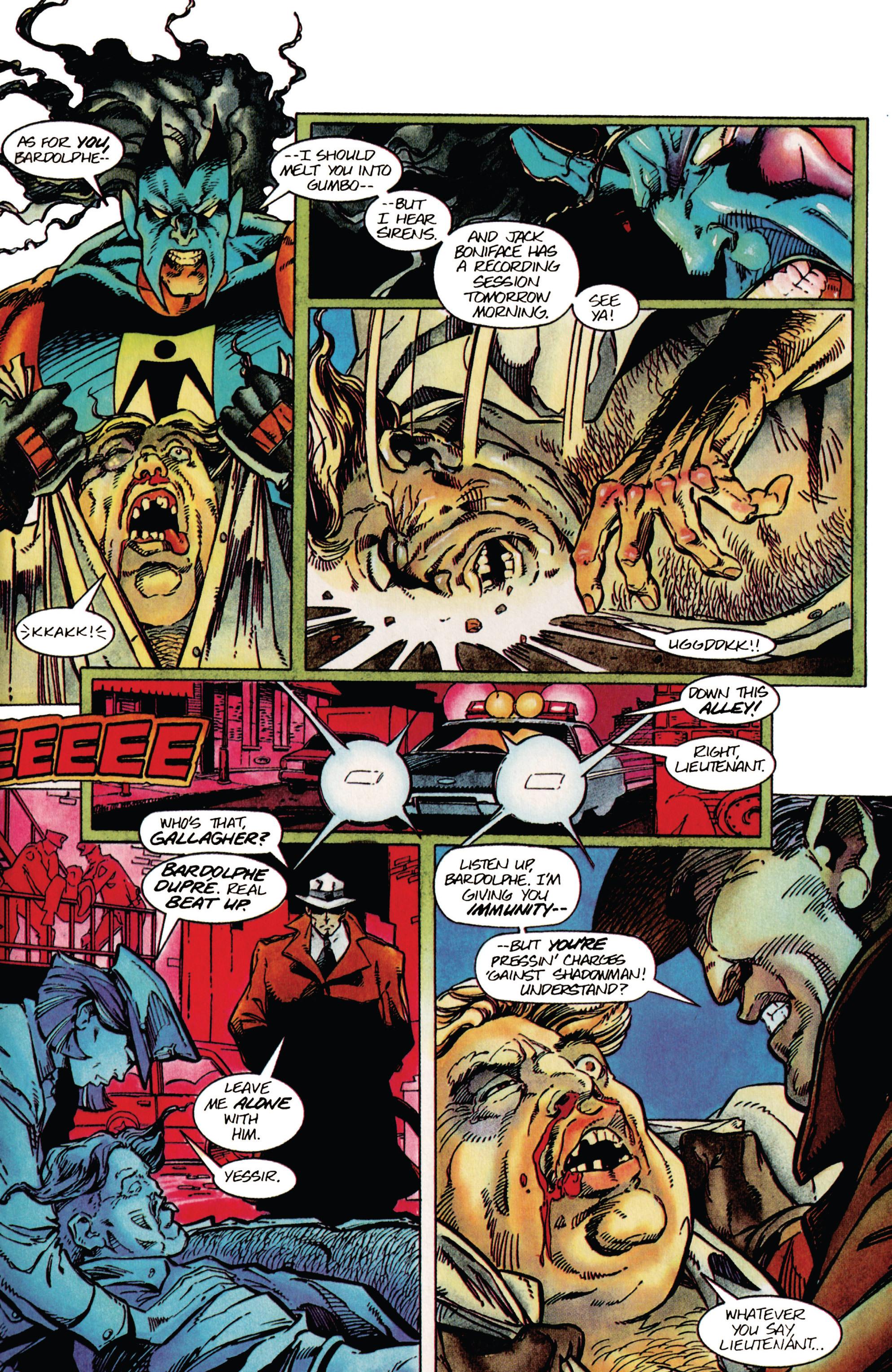 Read online Shadowman (1992) comic -  Issue #41 - 6