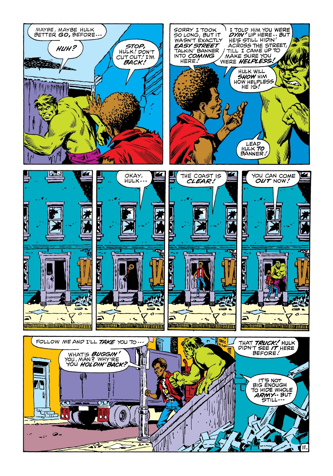 Read online Marvel Masterworks: The Incredible Hulk comic -  Issue # TPB 6 (Part 3) - 5