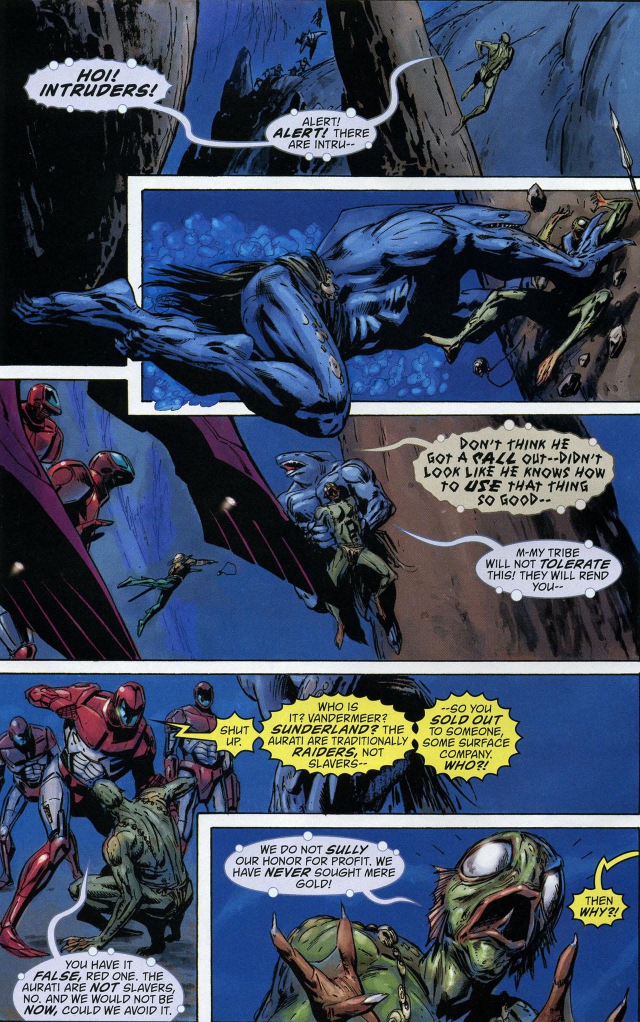 Read online Aquaman: Sword of Atlantis comic -  Issue #44 - 5