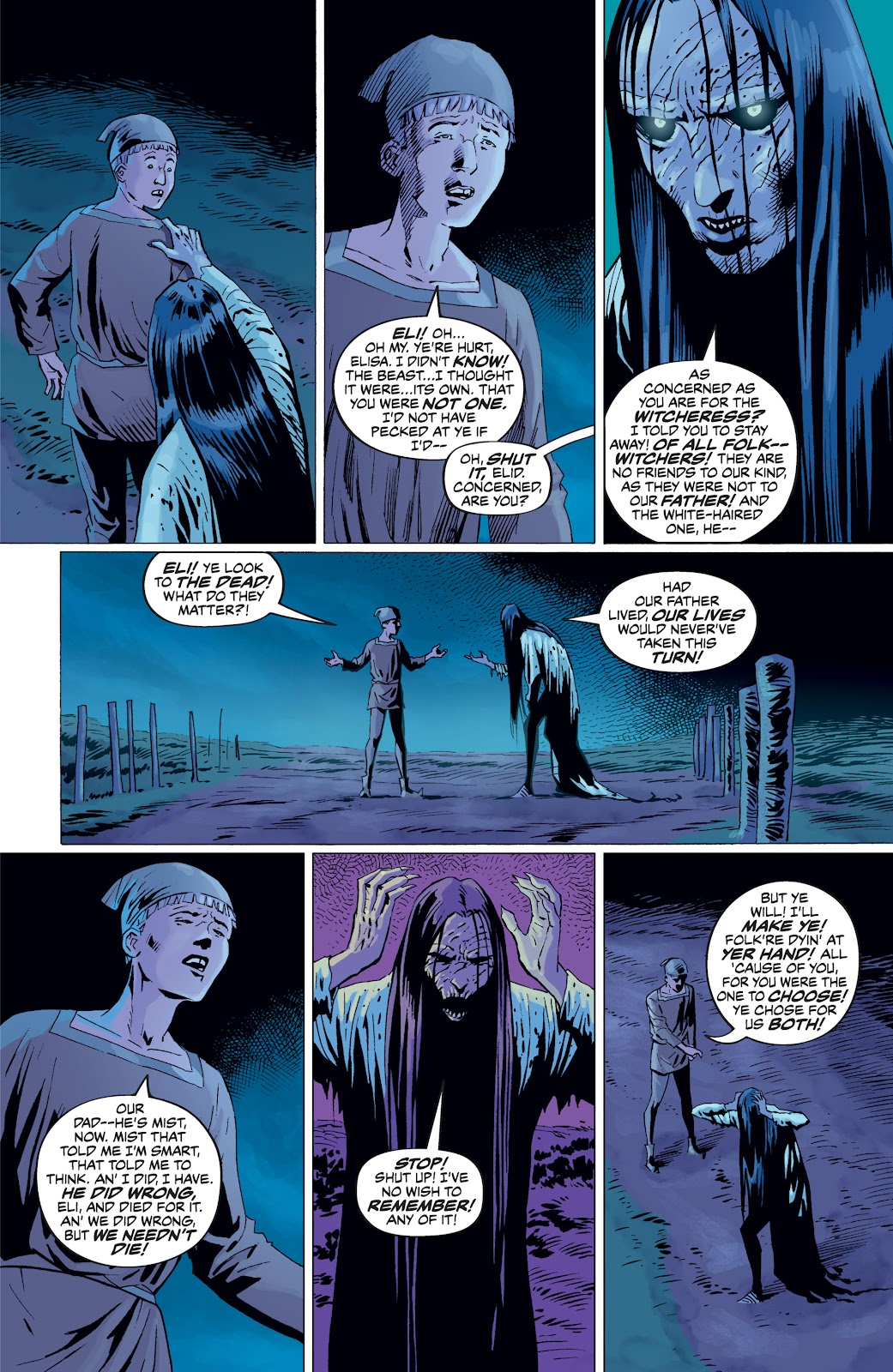 Read online The Witcher Omnibus comic -  Issue # TPB (Part 4) - 97