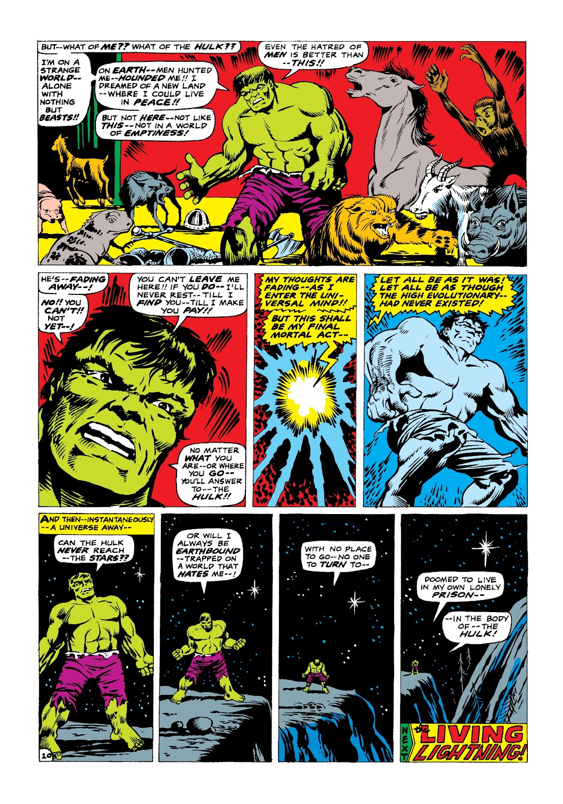 Read online Marvel Masterworks: The Incredible Hulk comic -  Issue # TPB 3 (Part 2) - 93