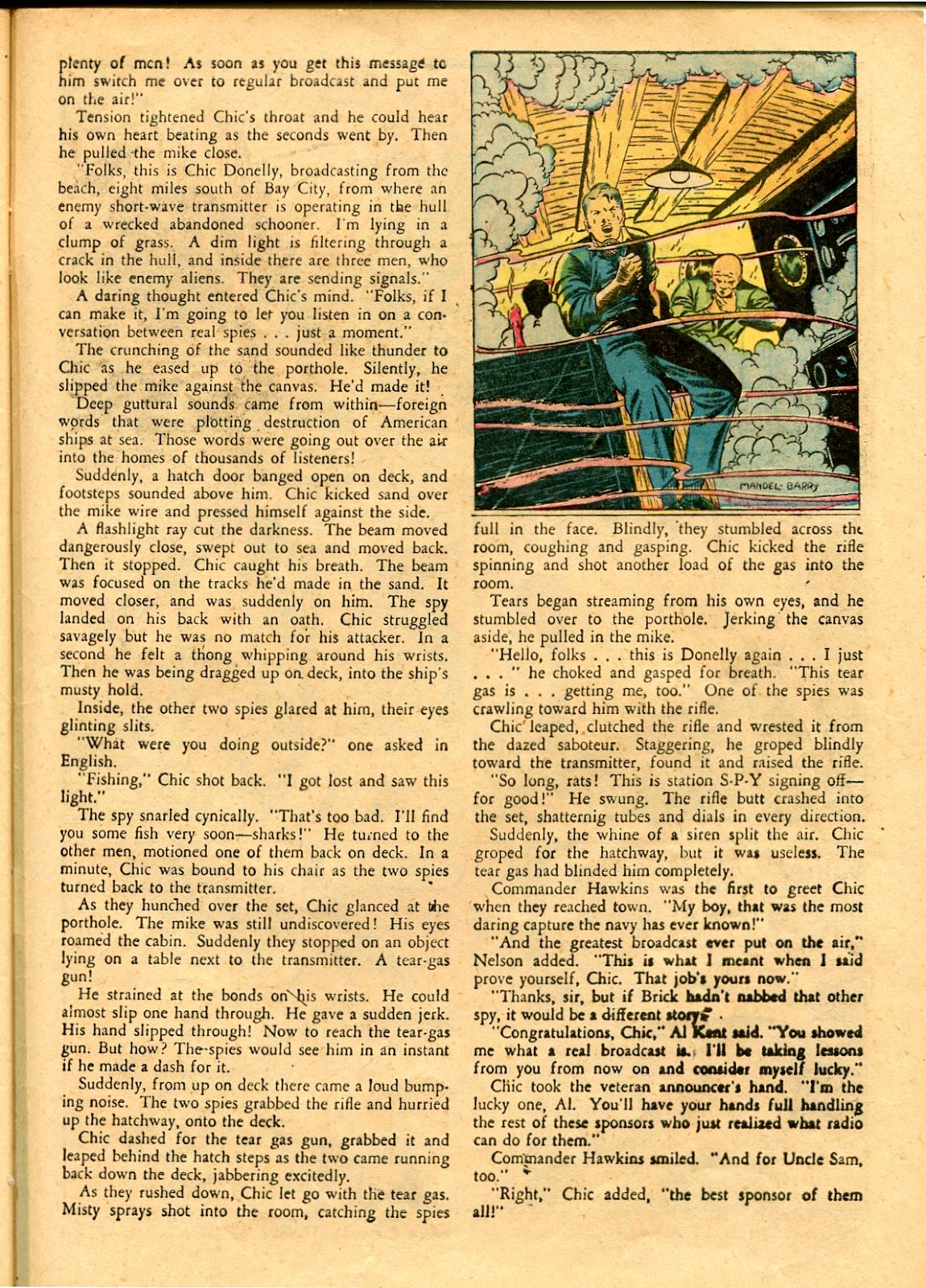 Read online Famous Funnies comic -  Issue #101 - 61