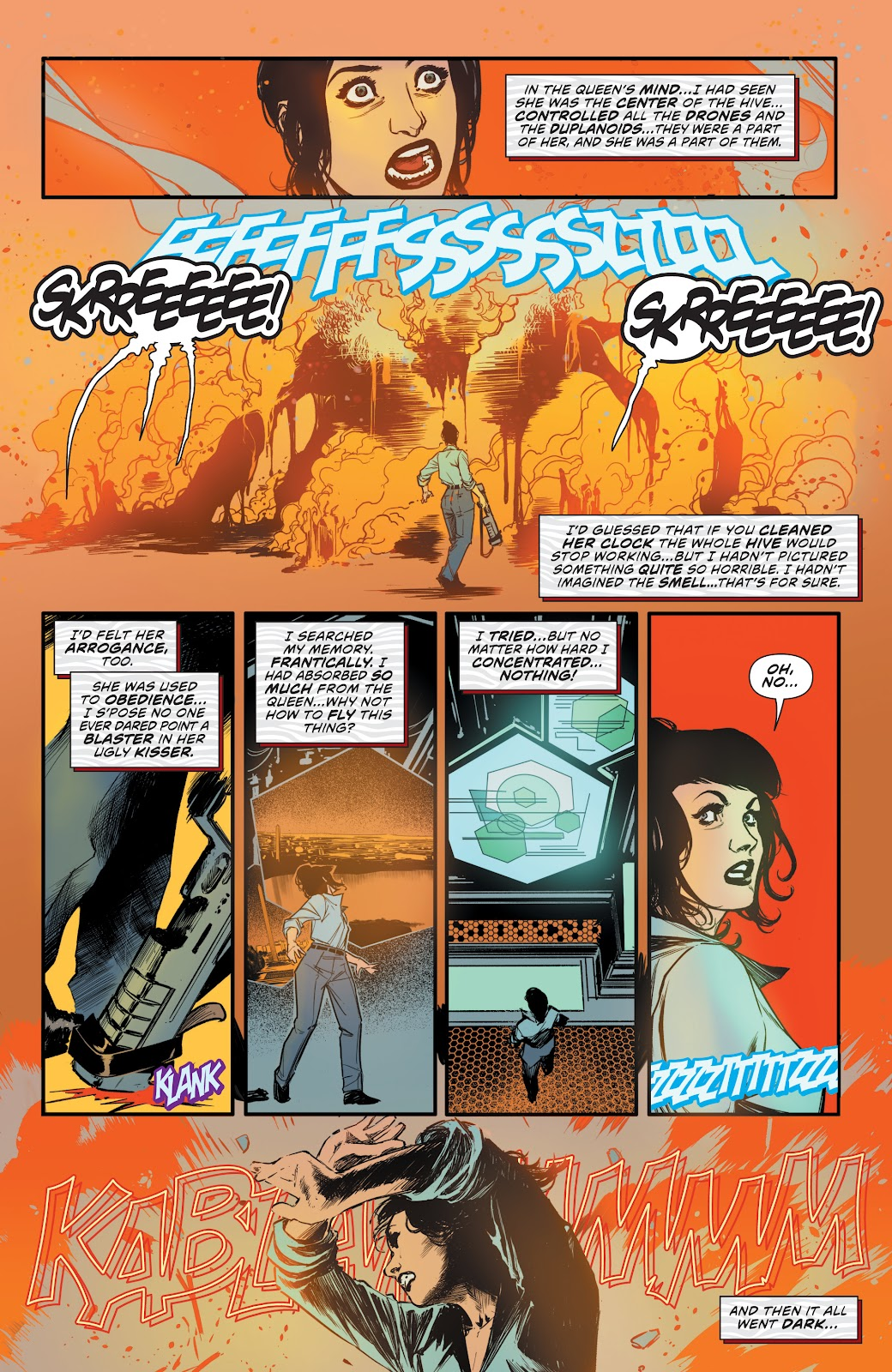 Read online Bettie Page: Unbound comic -  Issue #10 - 23