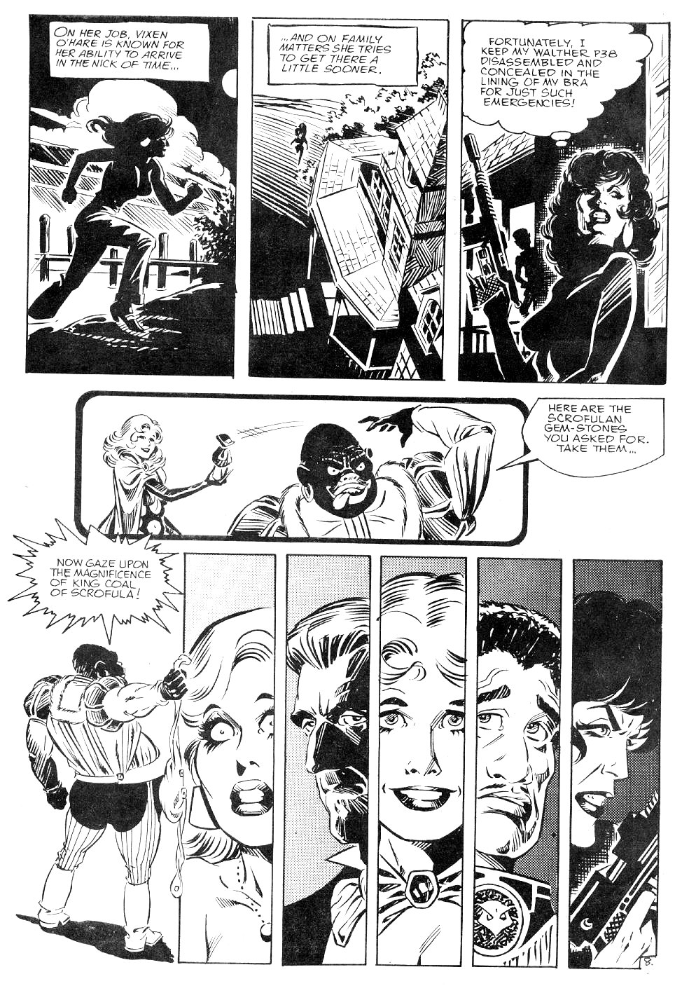 Read online Star*Reach comic -  Issue #4 - 20