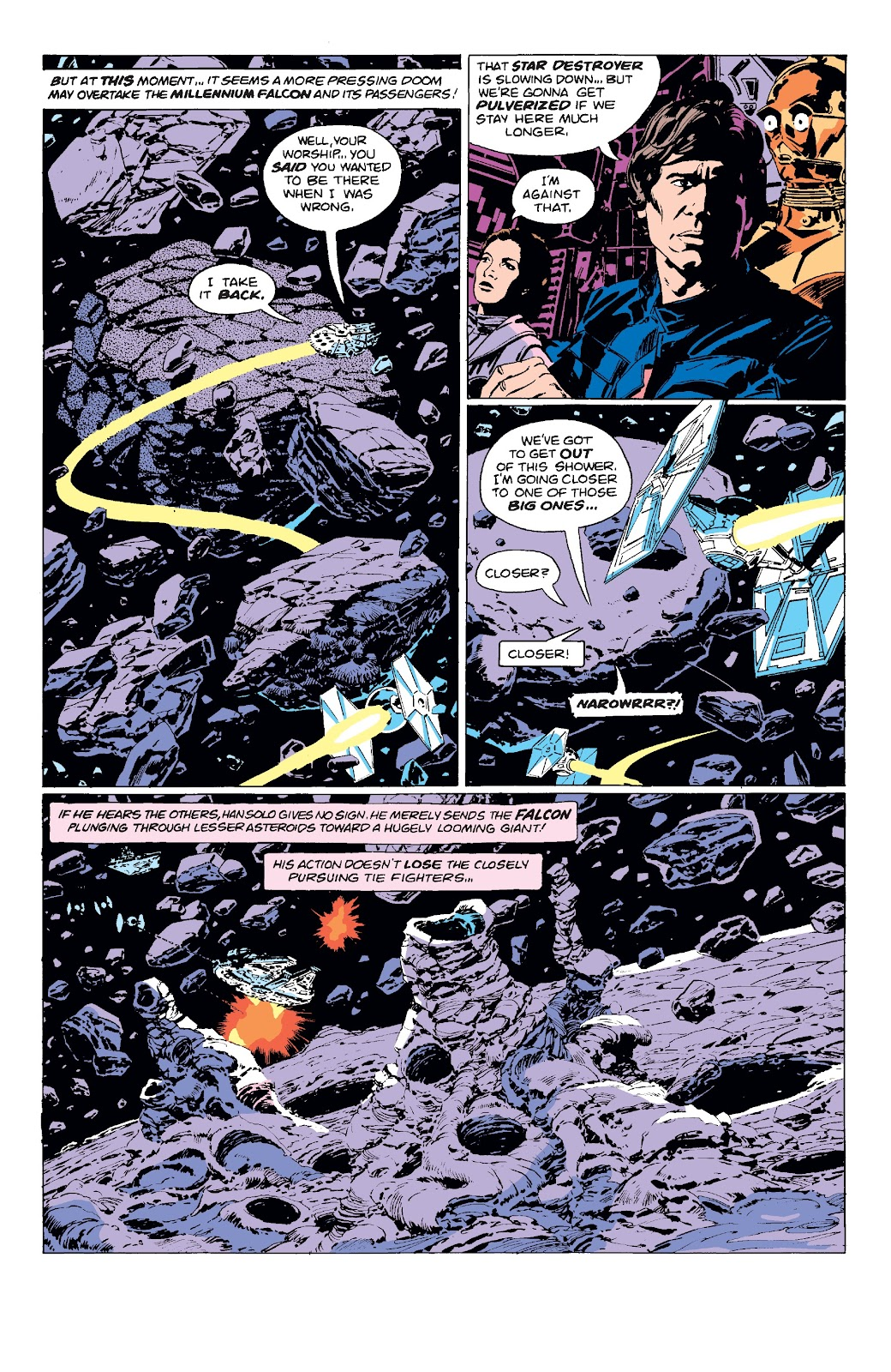 Read online Star Wars Legends: The Original Marvel Years - Epic Collection comic -  Issue # TPB 3 (Part 1) - 57